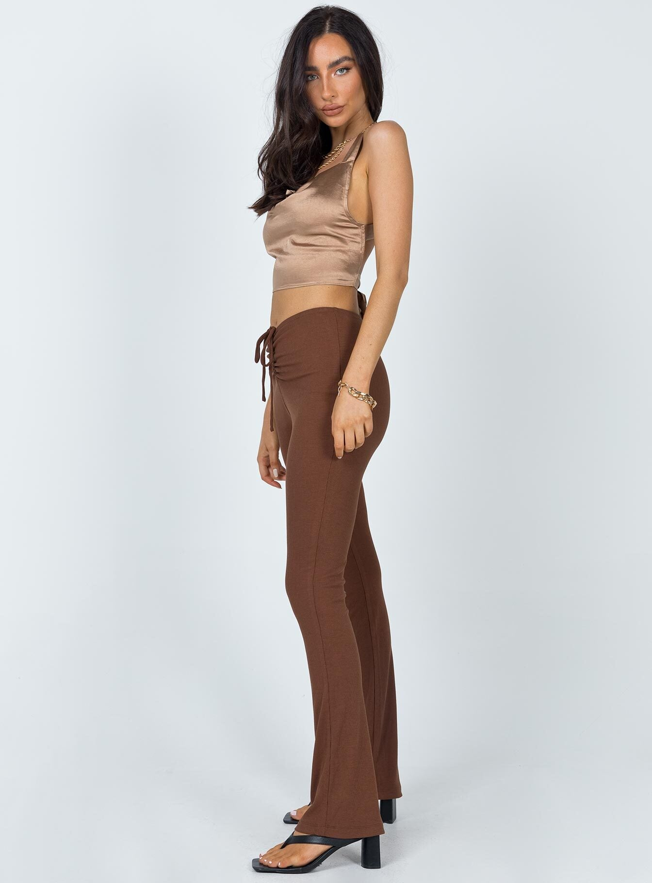 Imogen Pants Brown