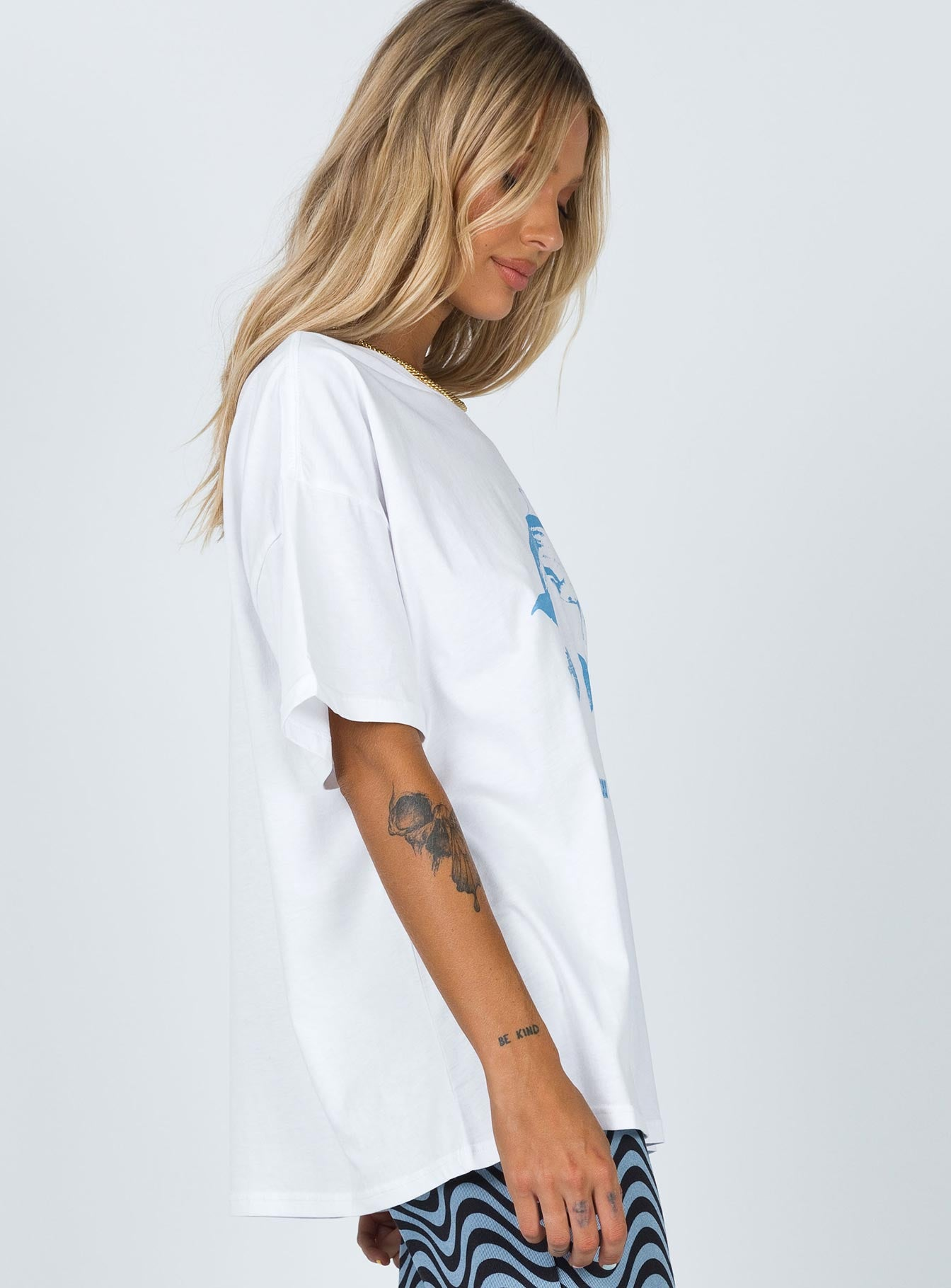Dont Trash Tee White
