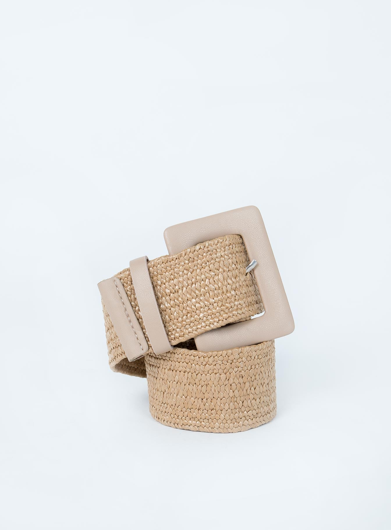 High Street Belt Beige