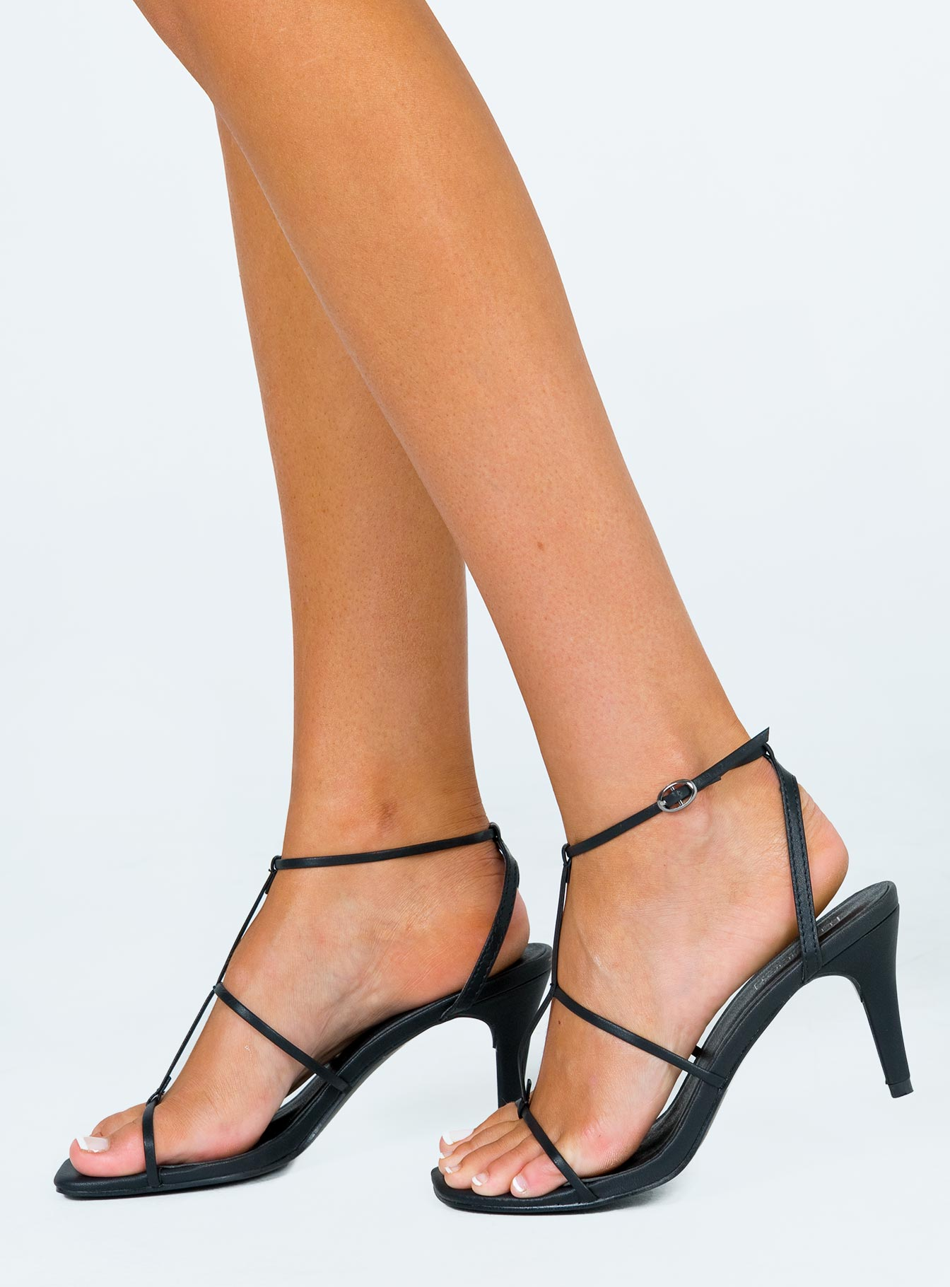Therapy Jada Black Heels