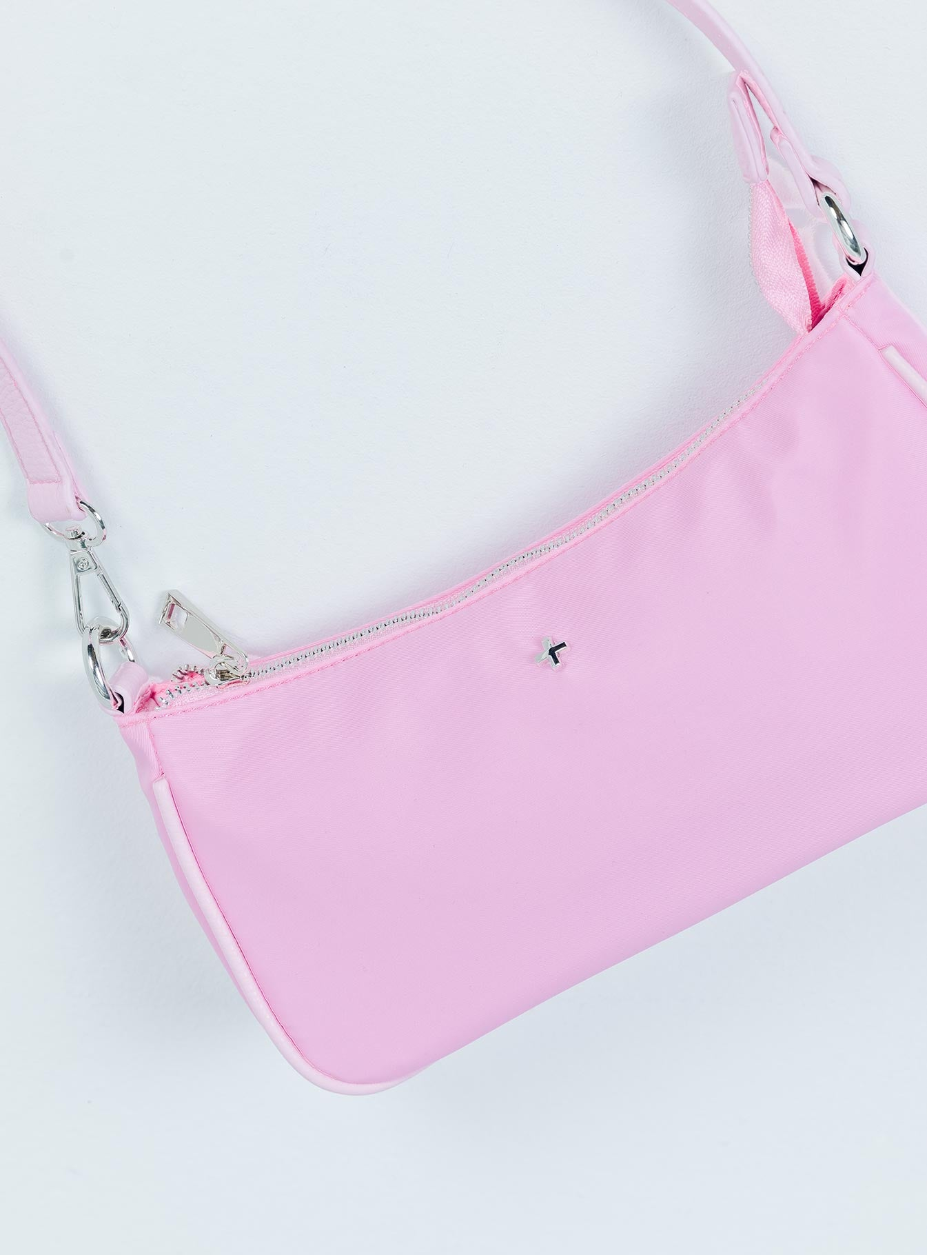 Peta & Jain Piper Bag Baby Pink Nylon
