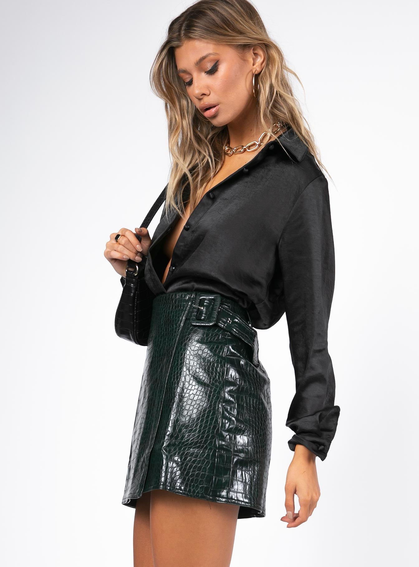 Jax Mini Skirt