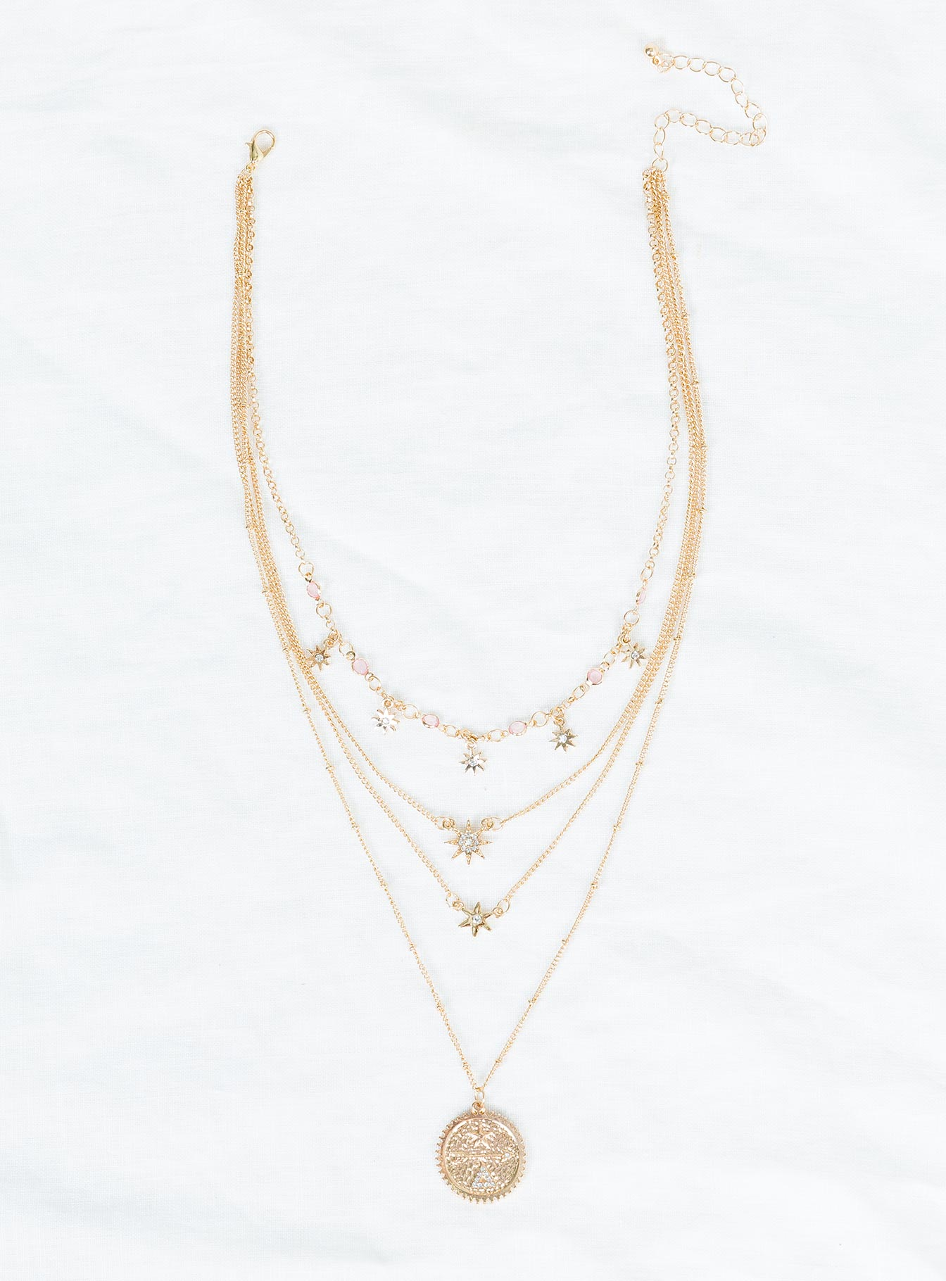 Omero Necklace