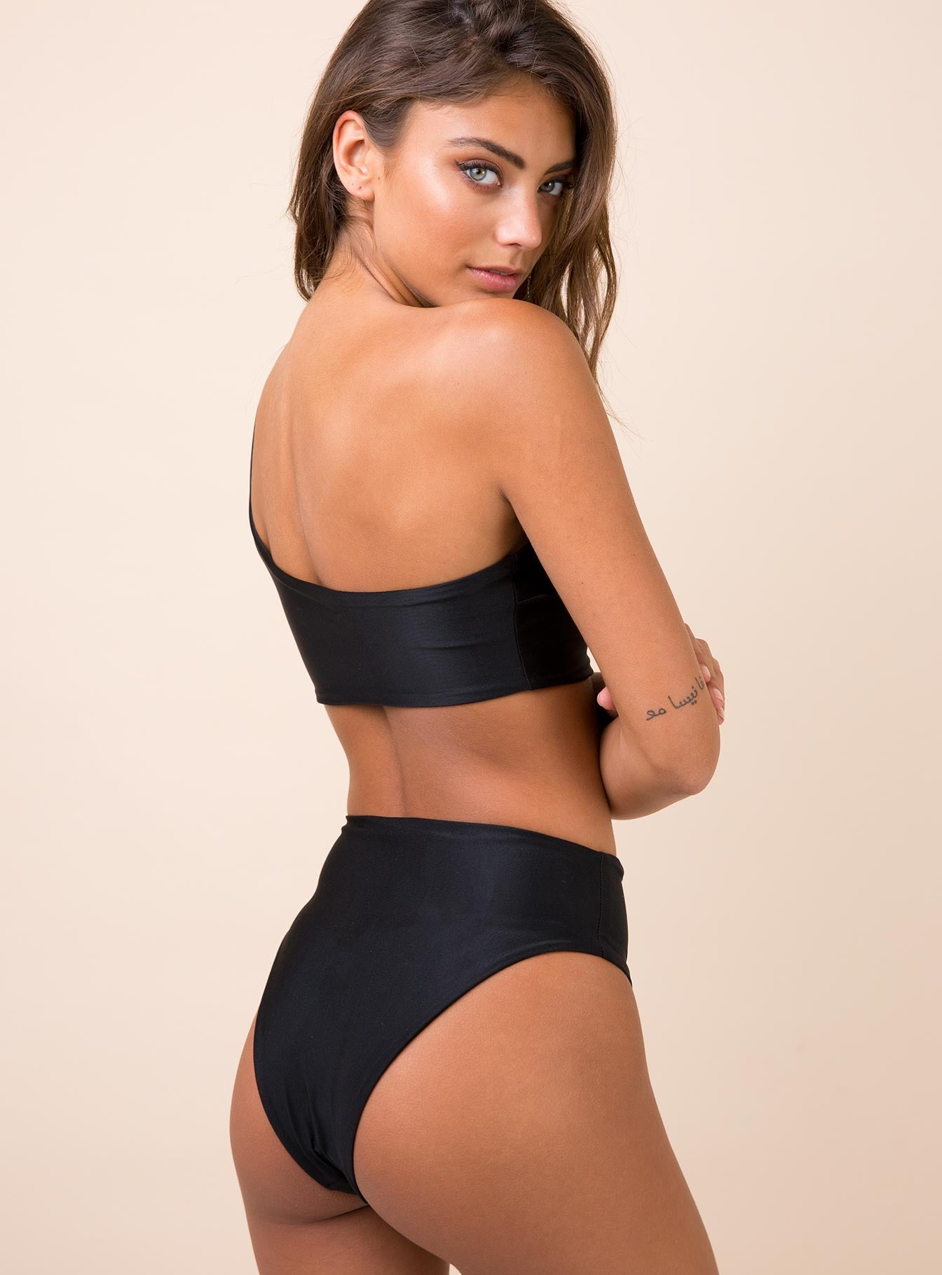 The Calloway Bikini Black
