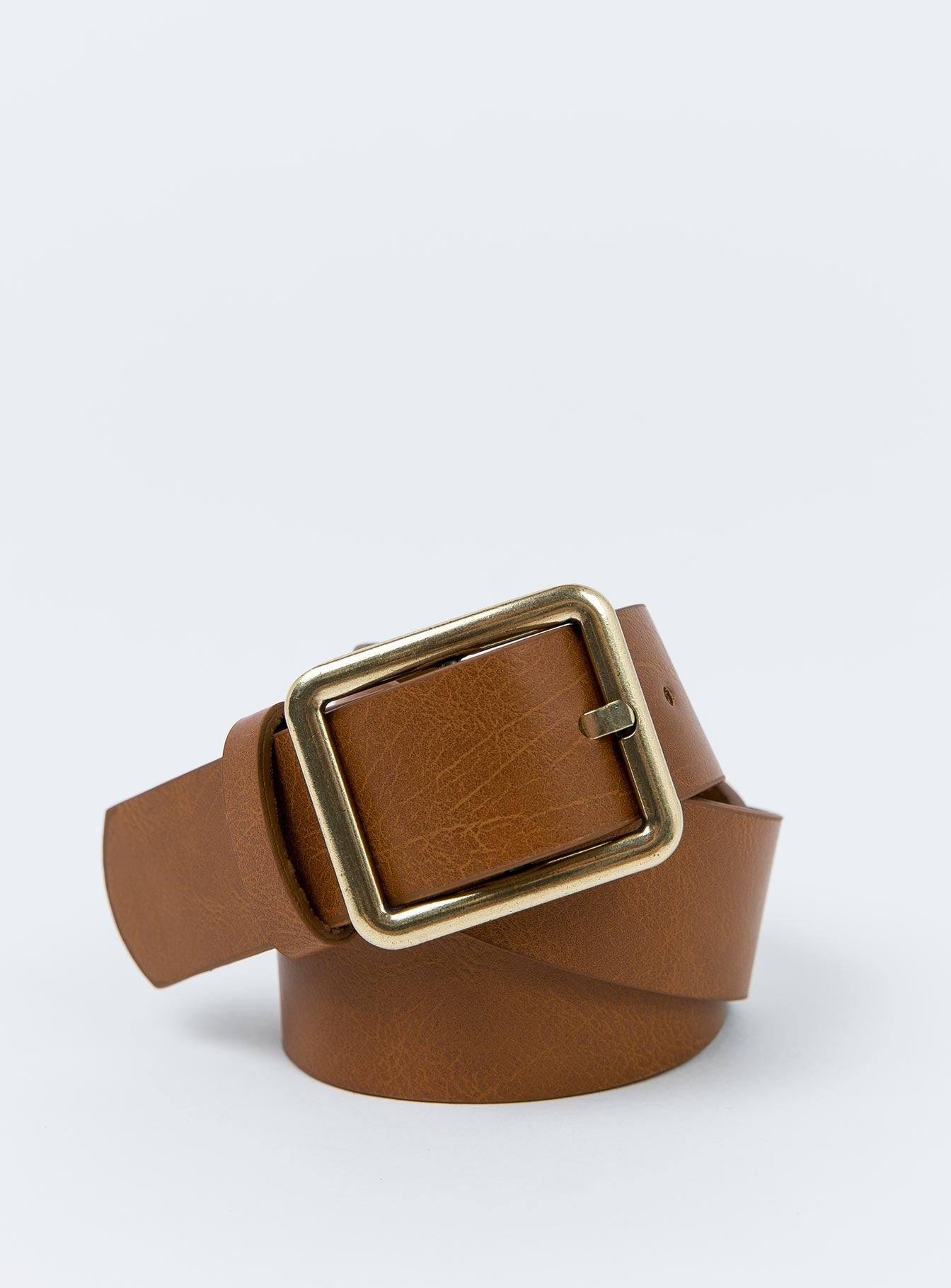 Rodeo Belt Tan