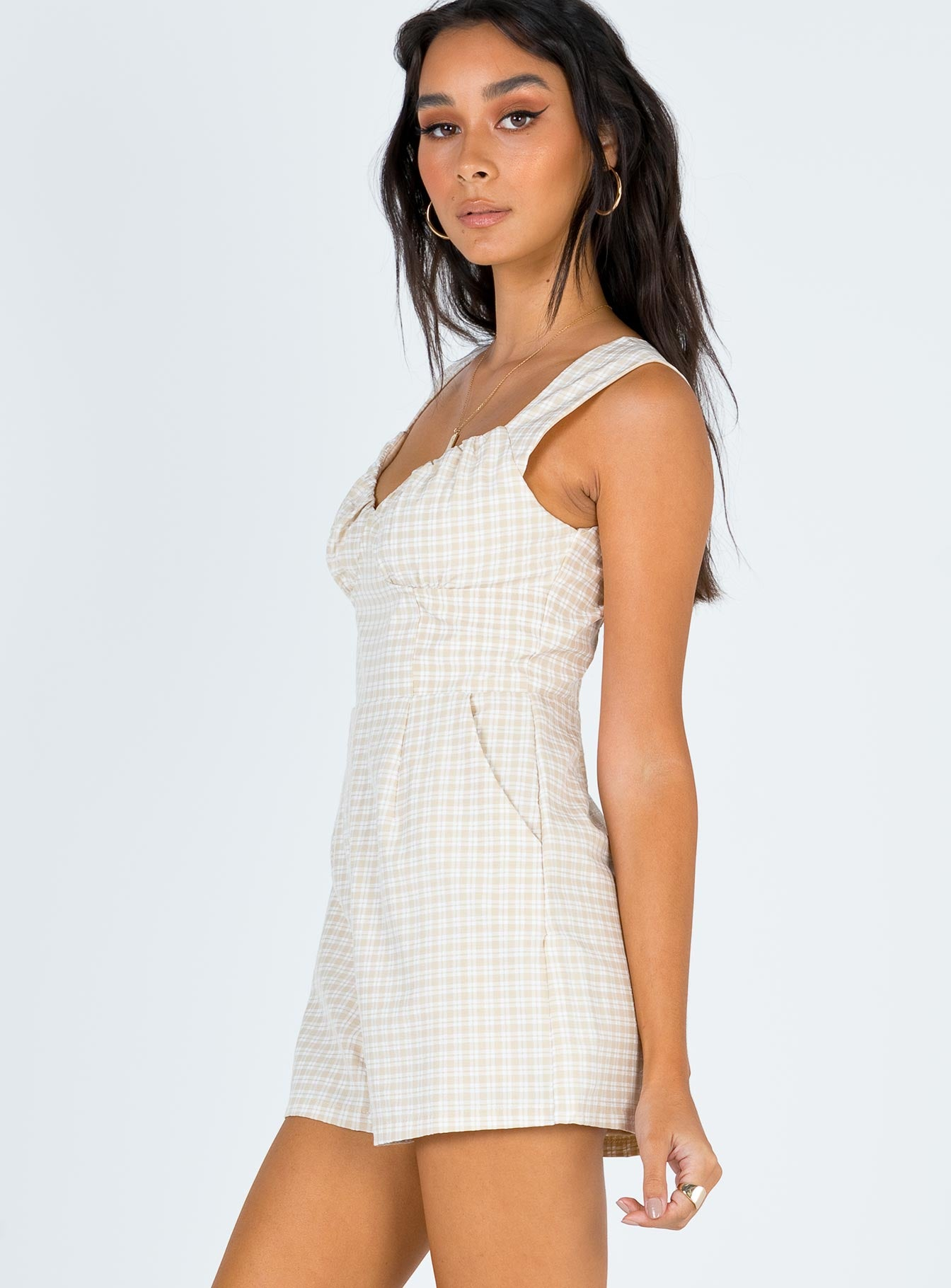 Lucky Star Romper