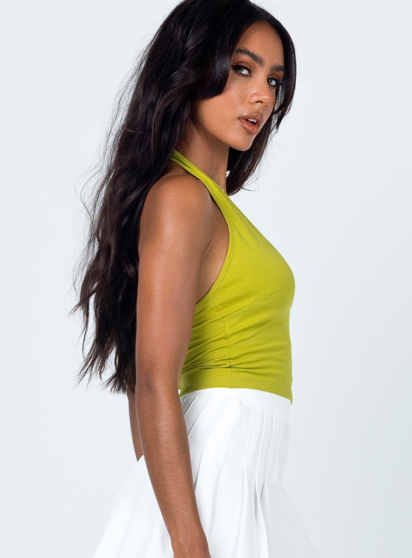 Kourtney Top Green