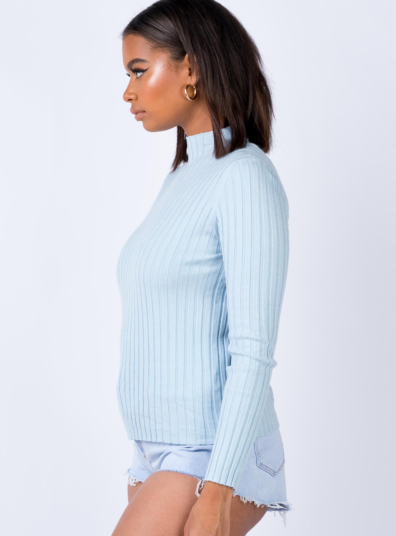 The Butler Jumper Blue