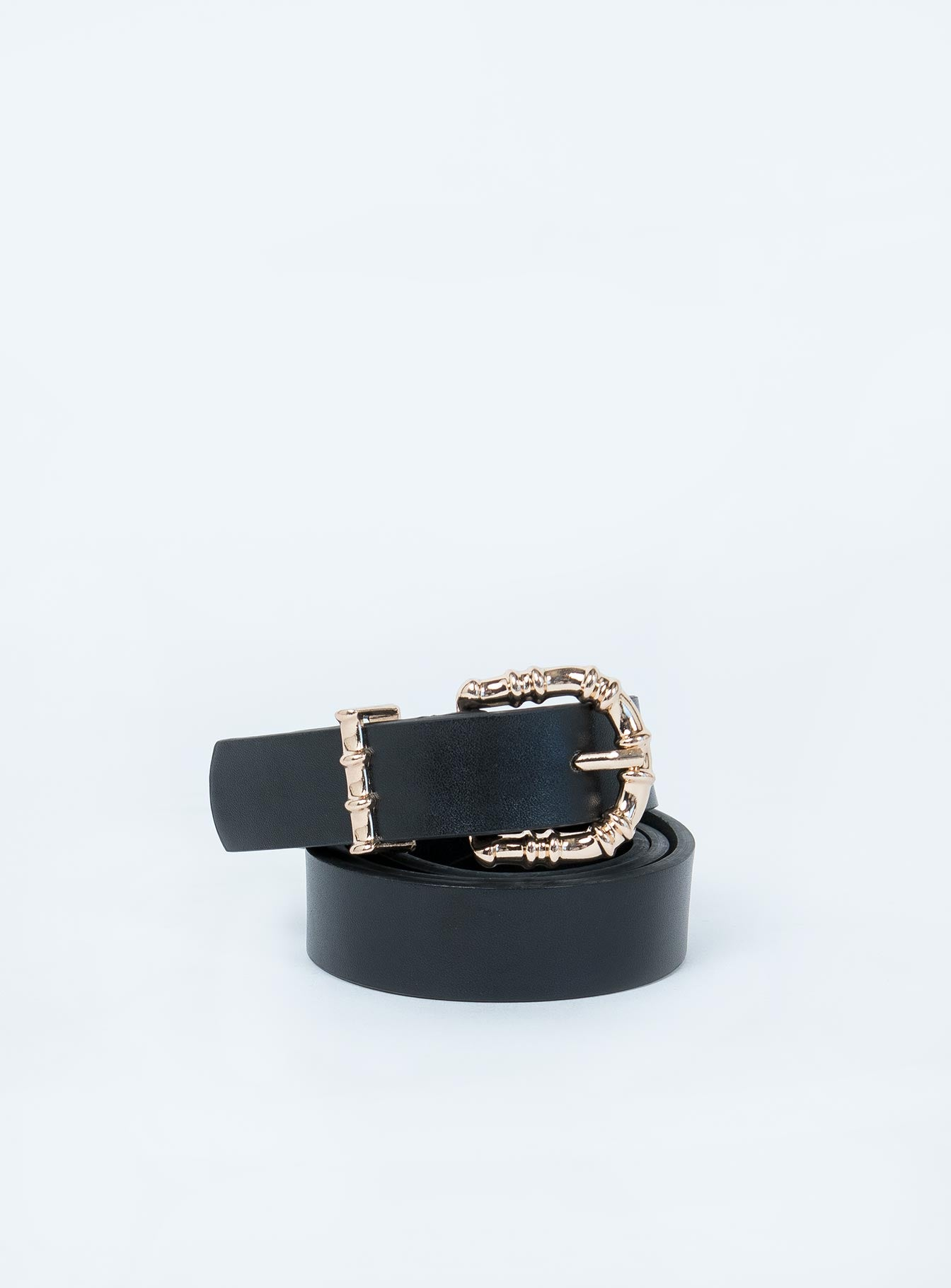 The Dante Belt Black Bronze