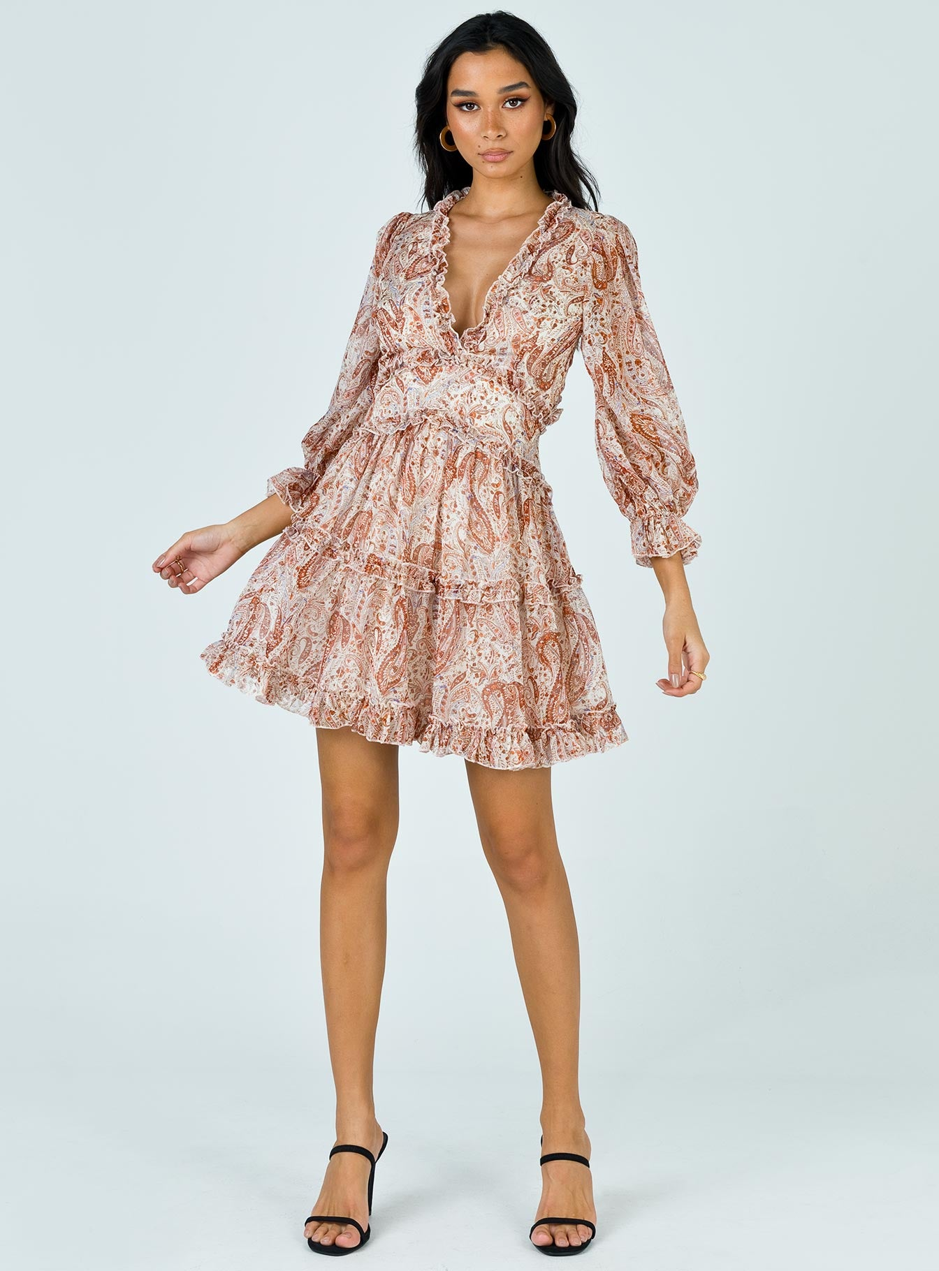 Beside You Mini Dress
