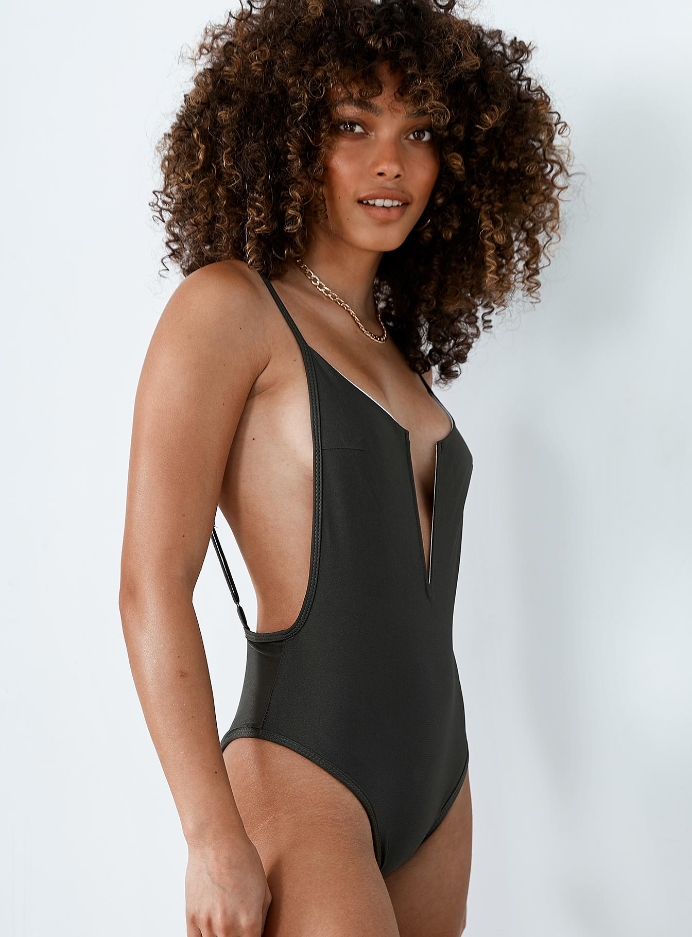 Adile One Piece Khaki