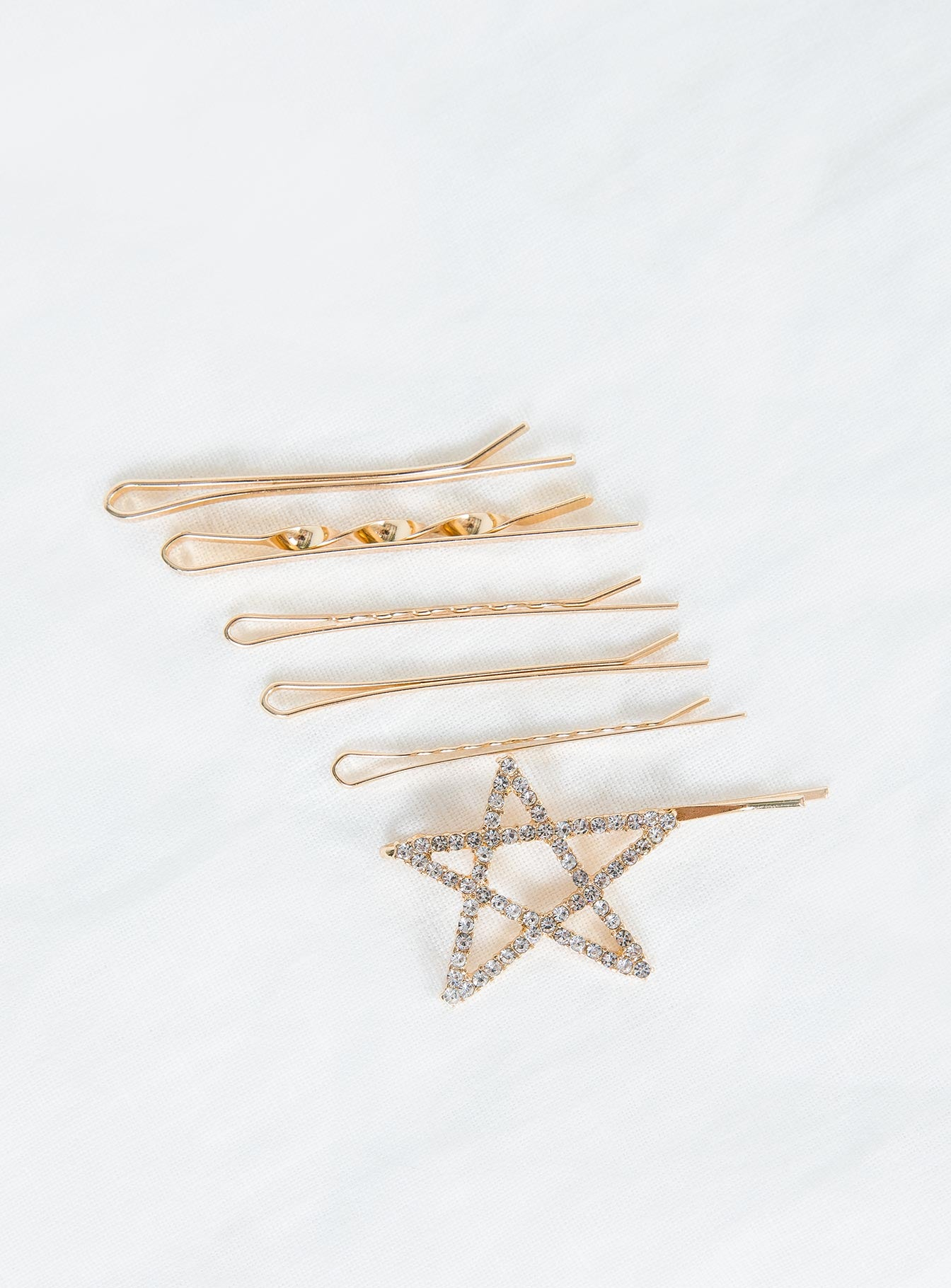 Bunchan Hair Clip Pack