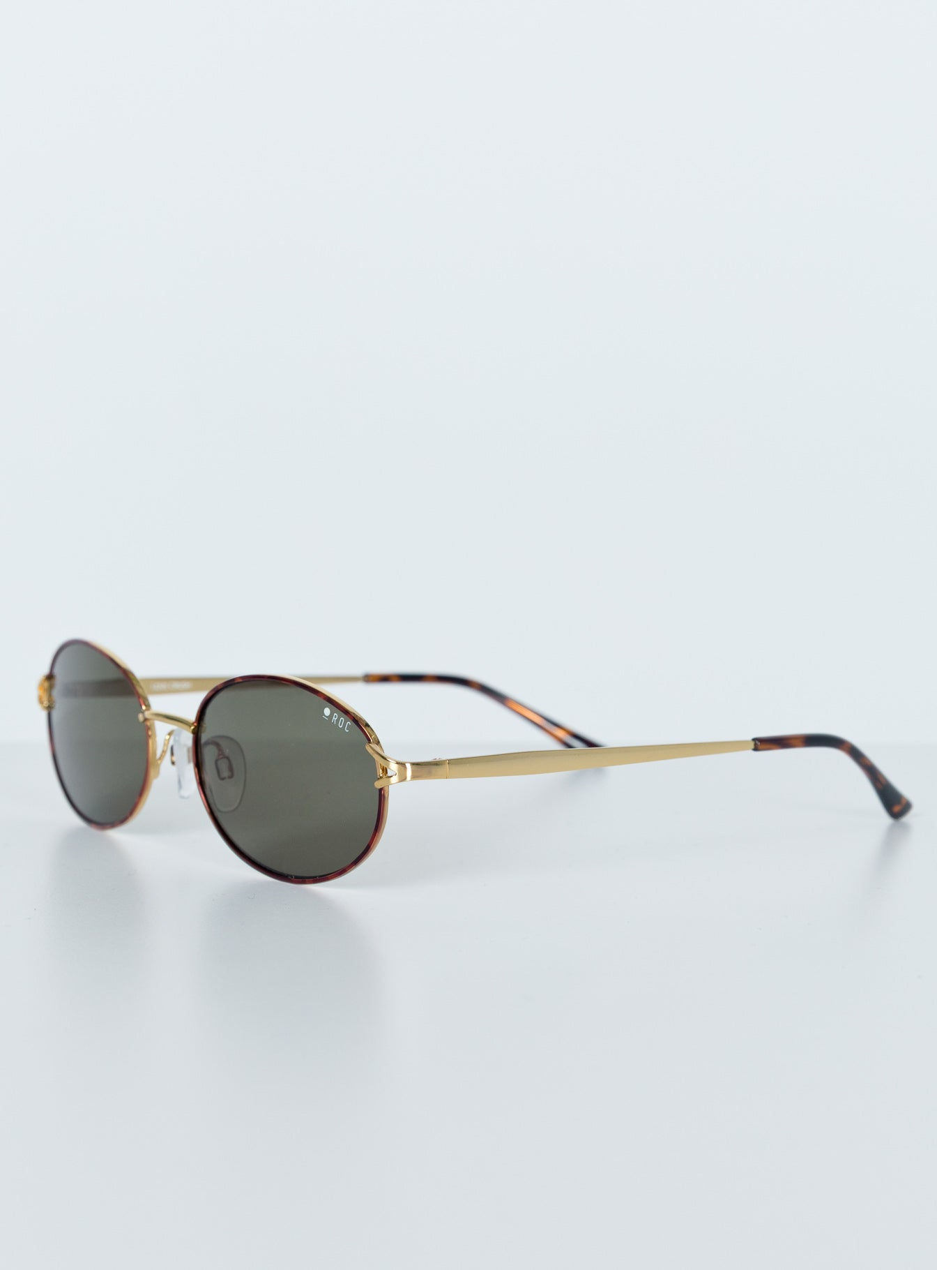 Love Crush Sunglasses Gold