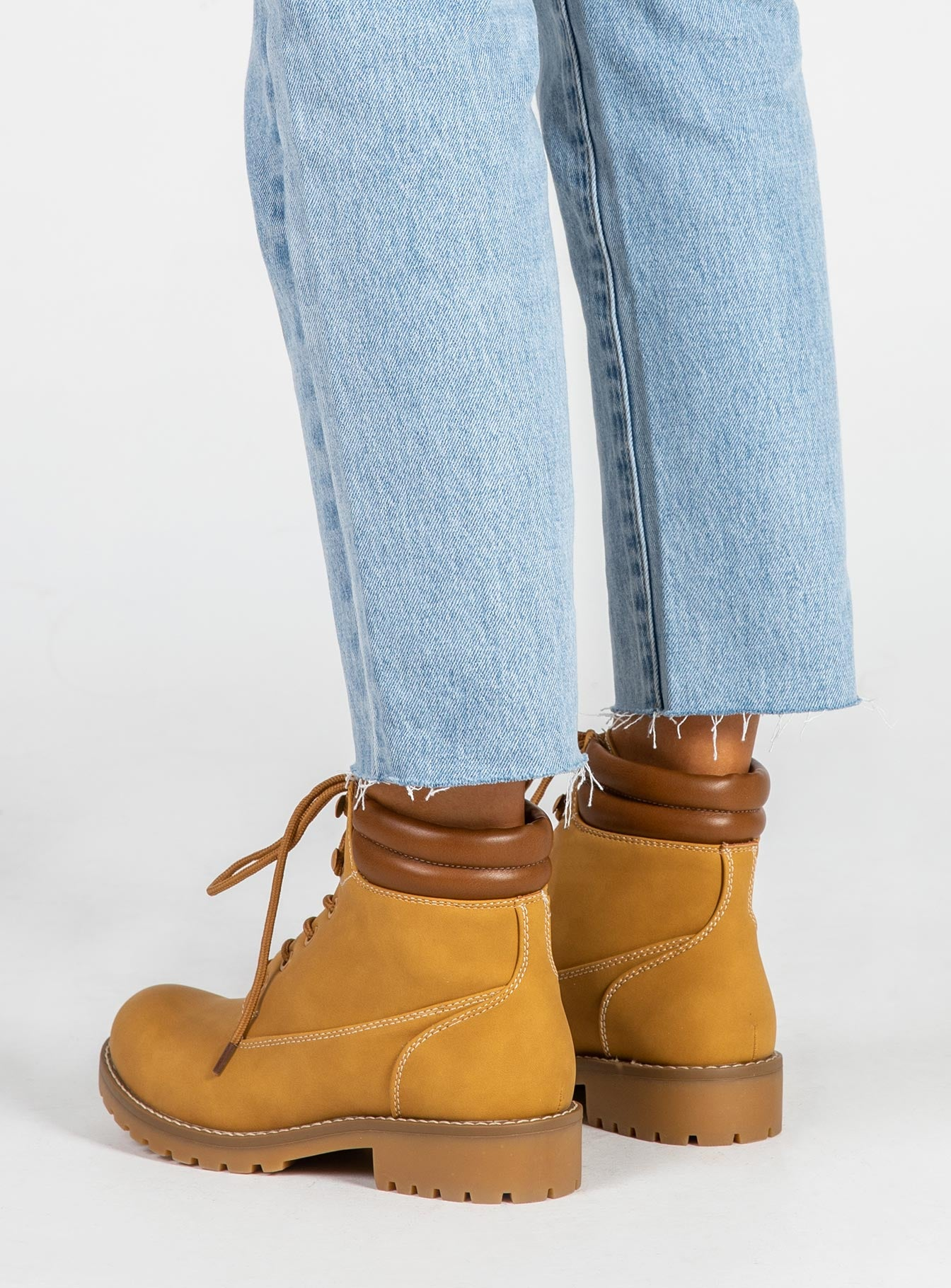 Therapy Drew Tan Boots