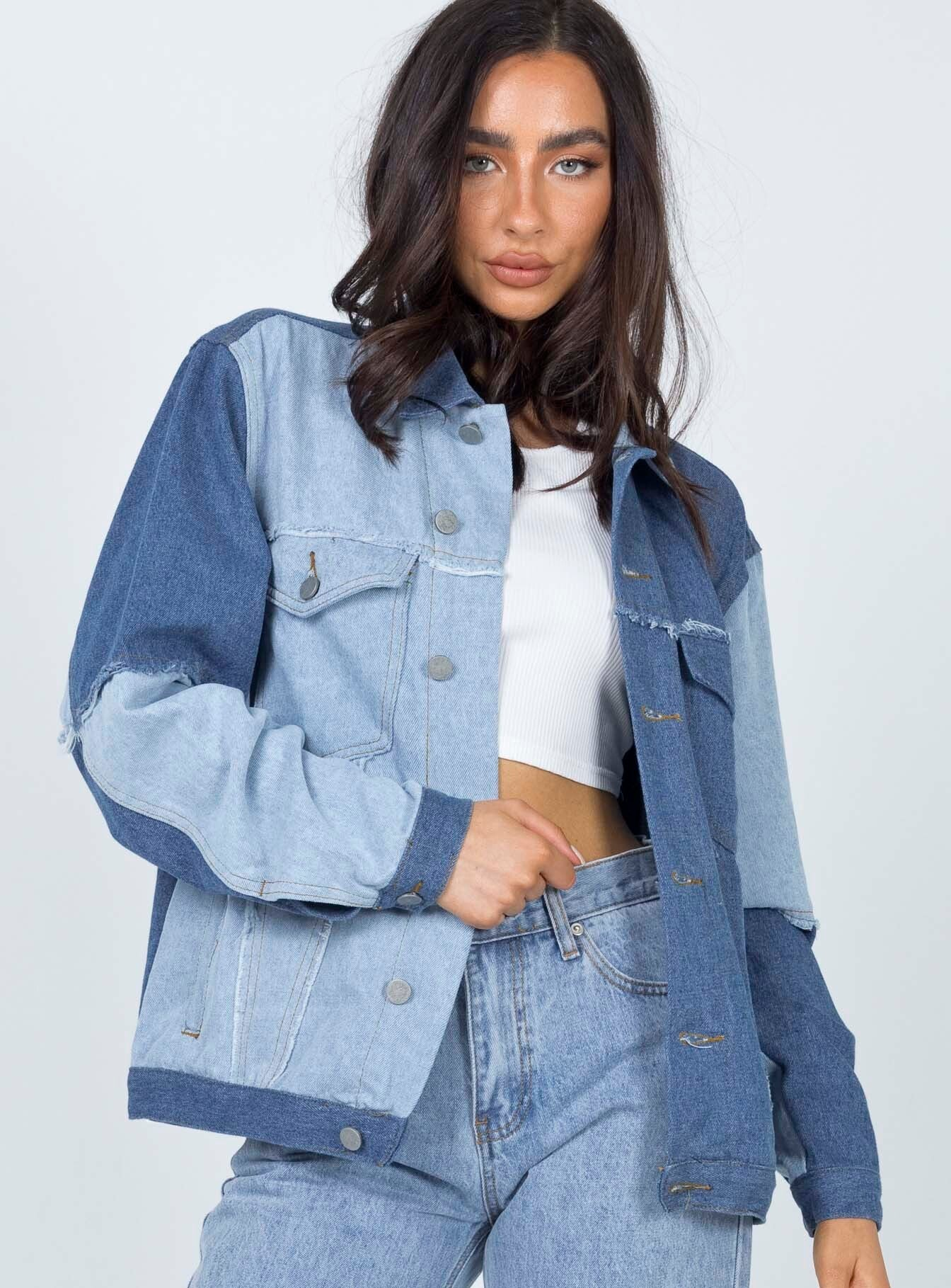 Rylee Denim Jacket