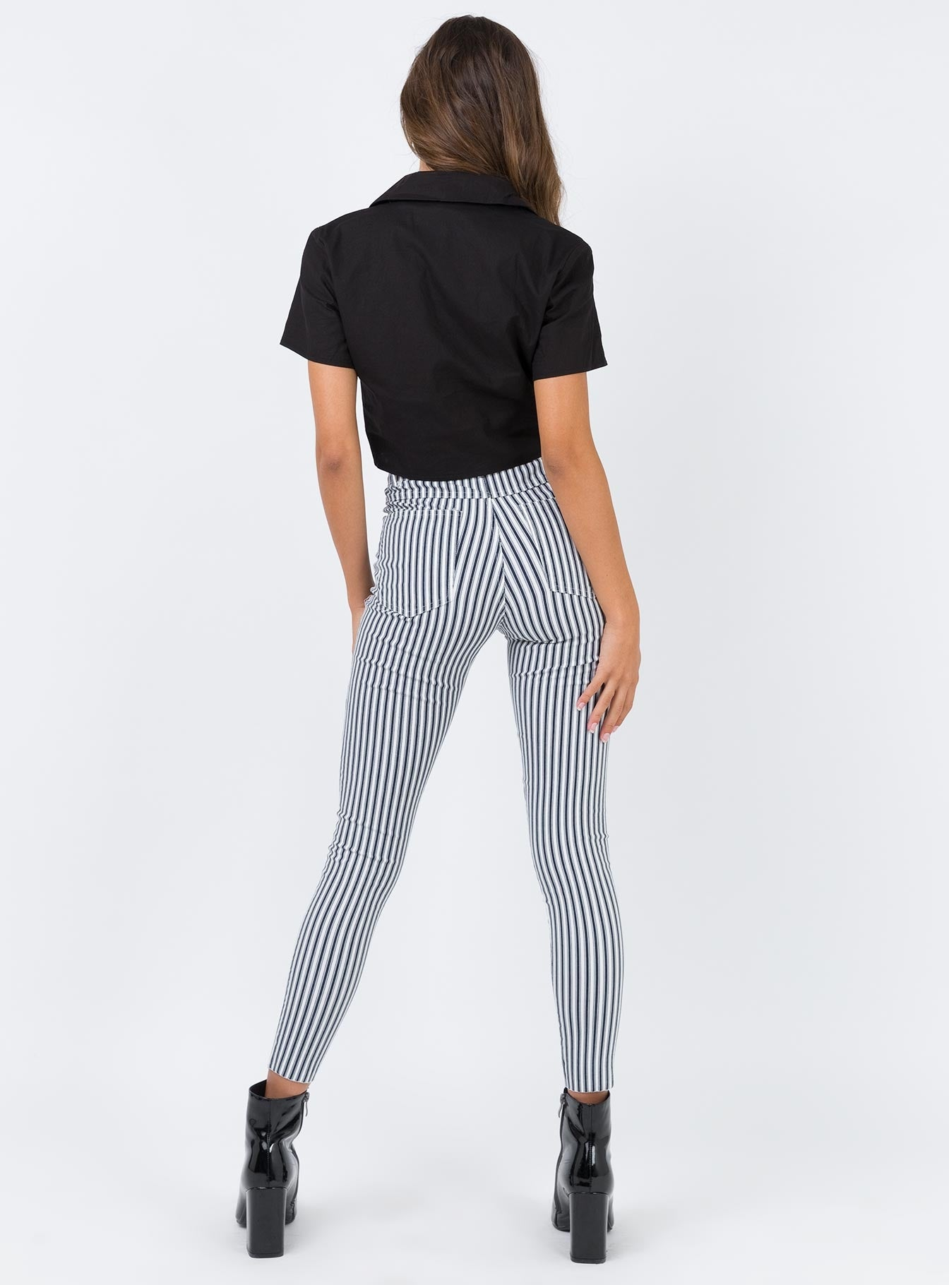 The Elke Pants Navy