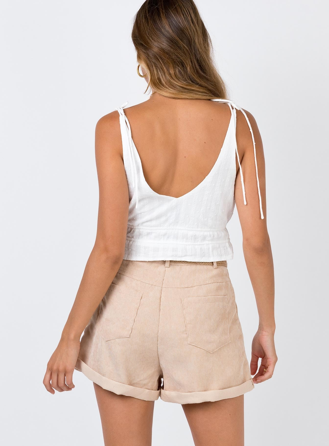 Applewood Shorts Beige