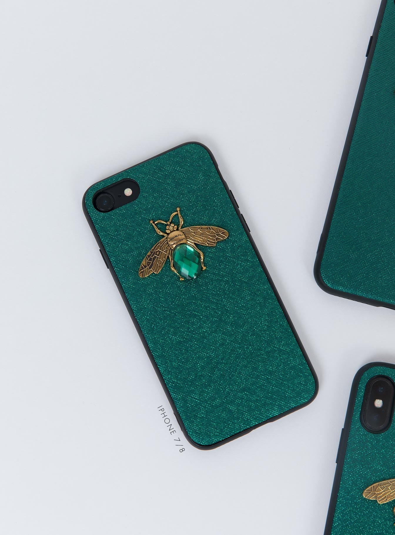 Royals iPhone Case Emerald