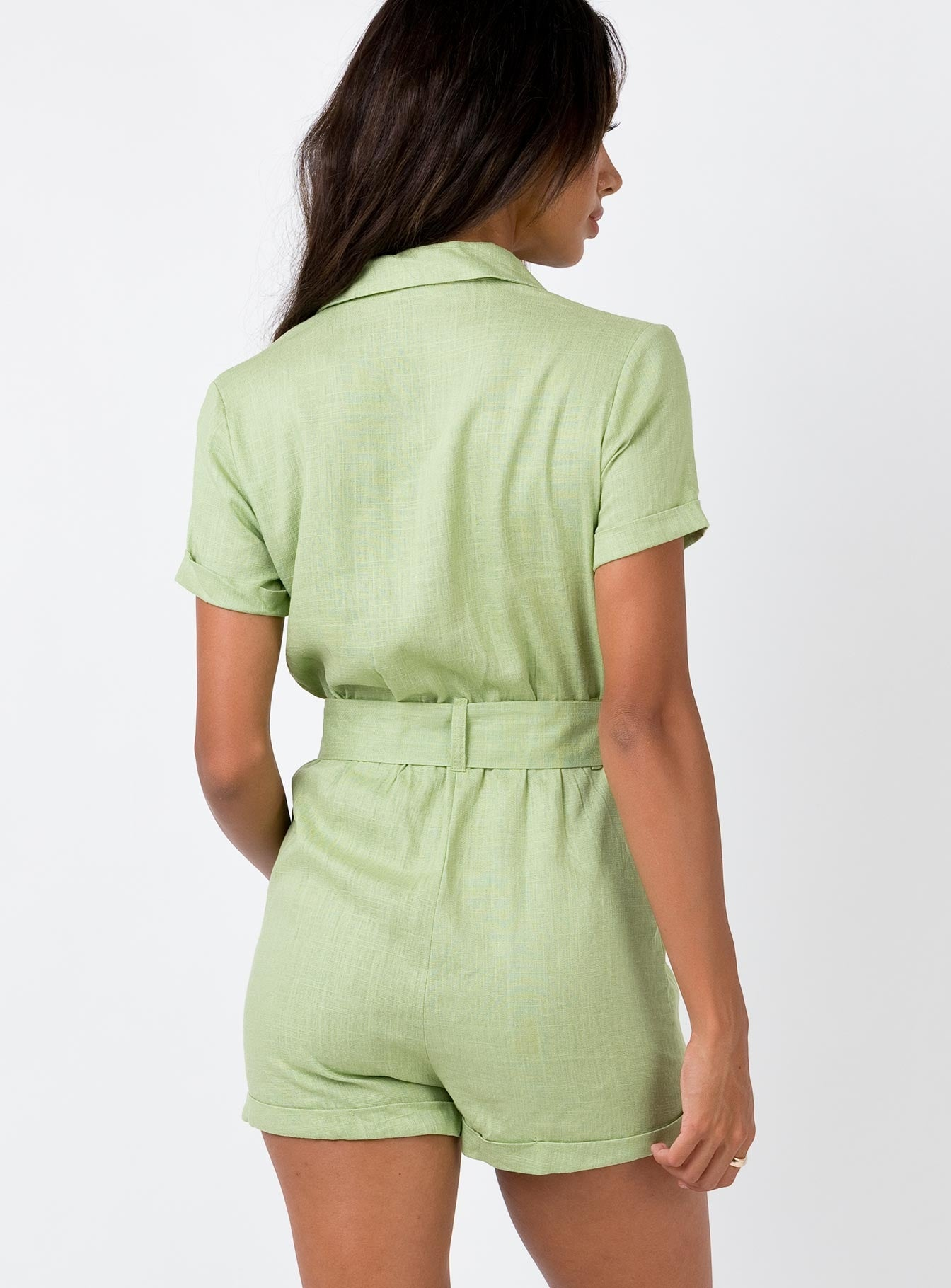 The Vinz Playsuit Mint