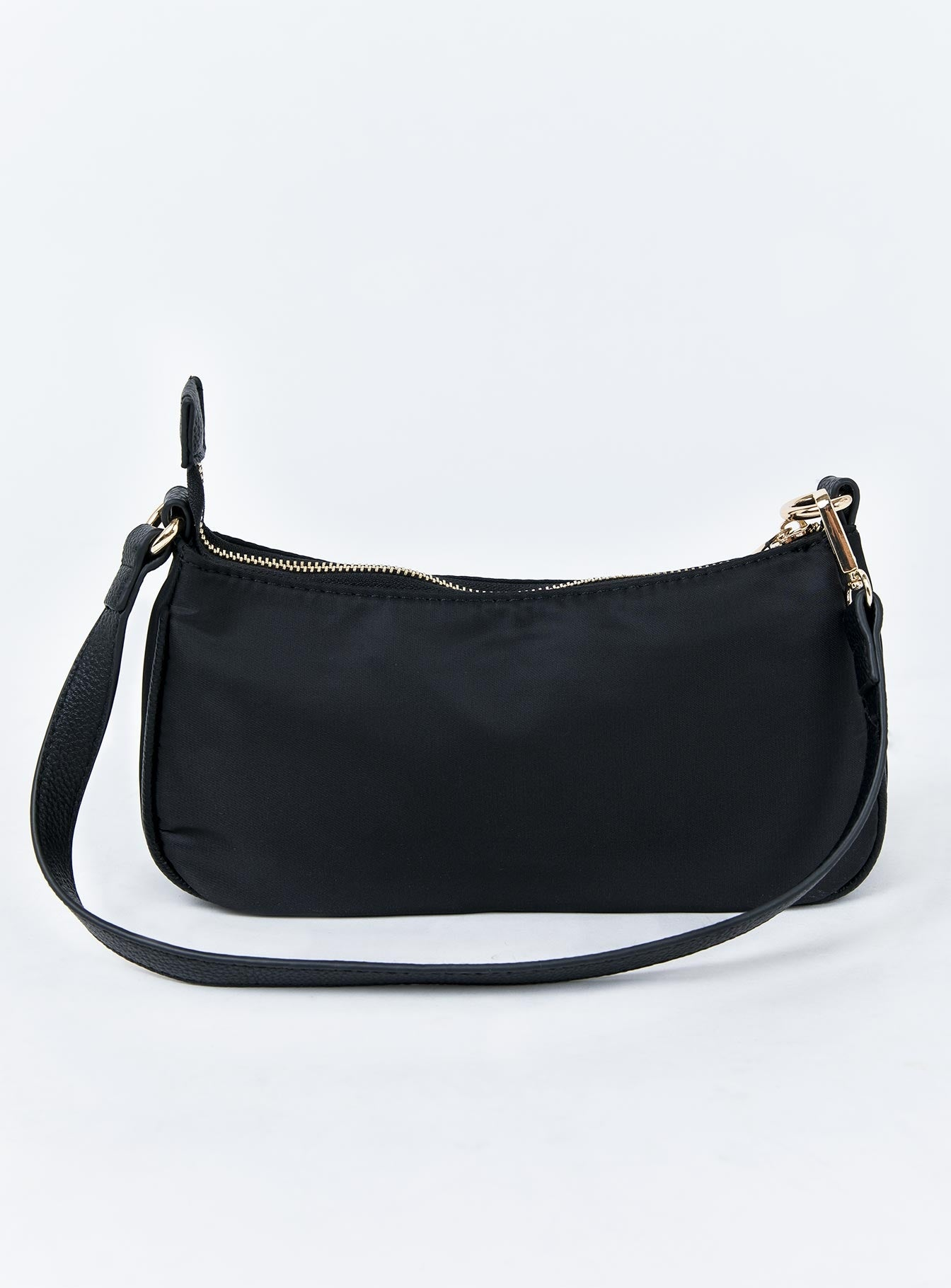 Peta & Jain Piper Bag Black Nylon
