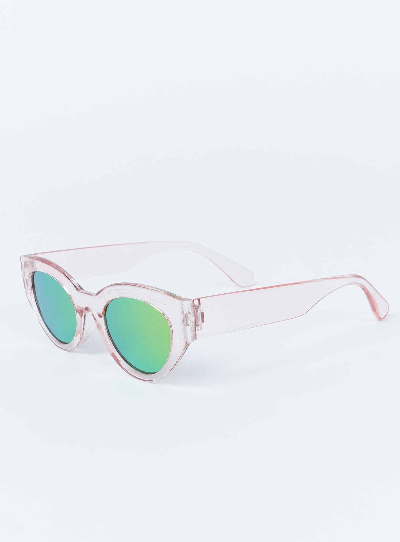 Addicted To Love Sunglasses Pink