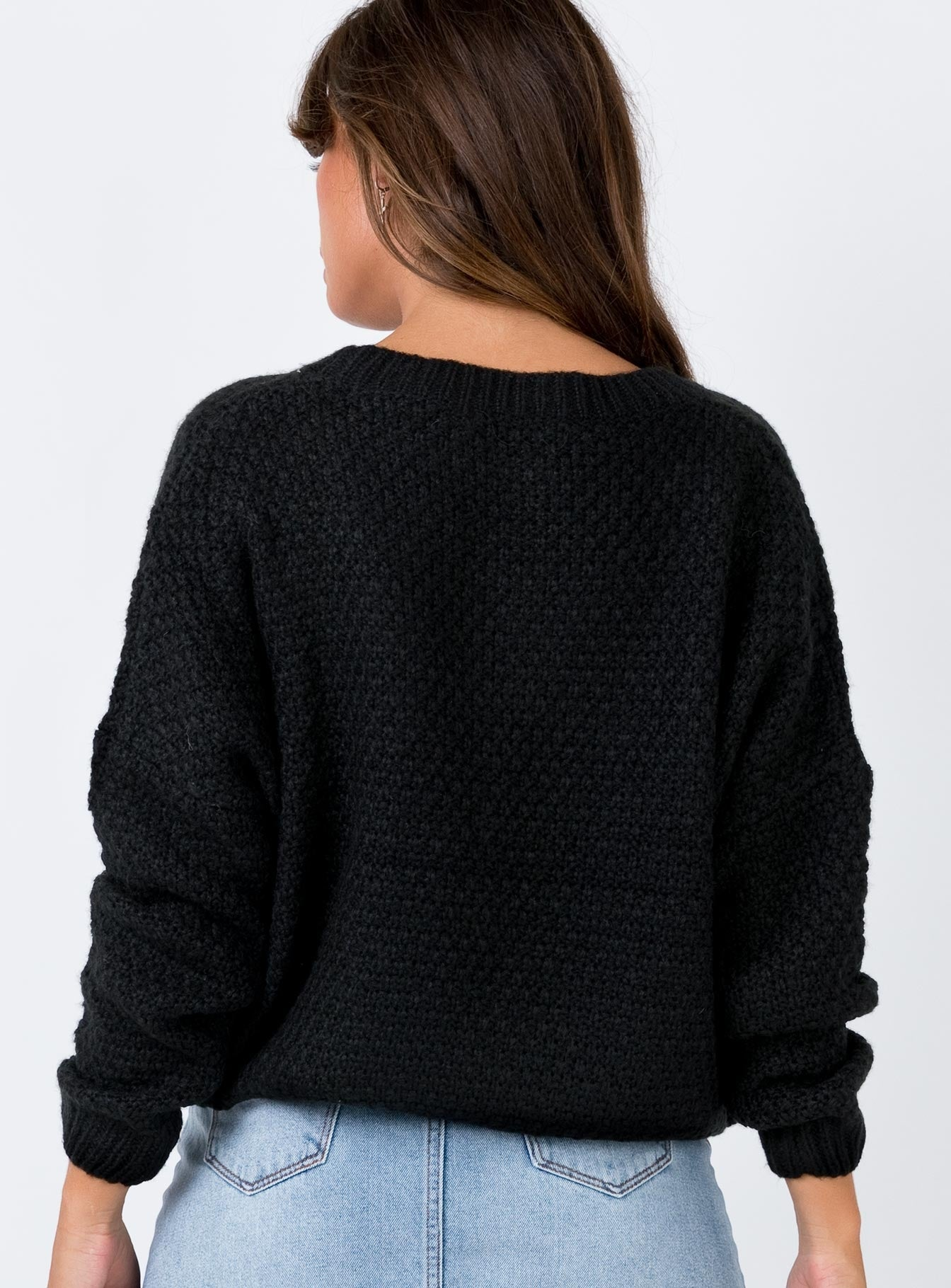 Underhill Jumper Black