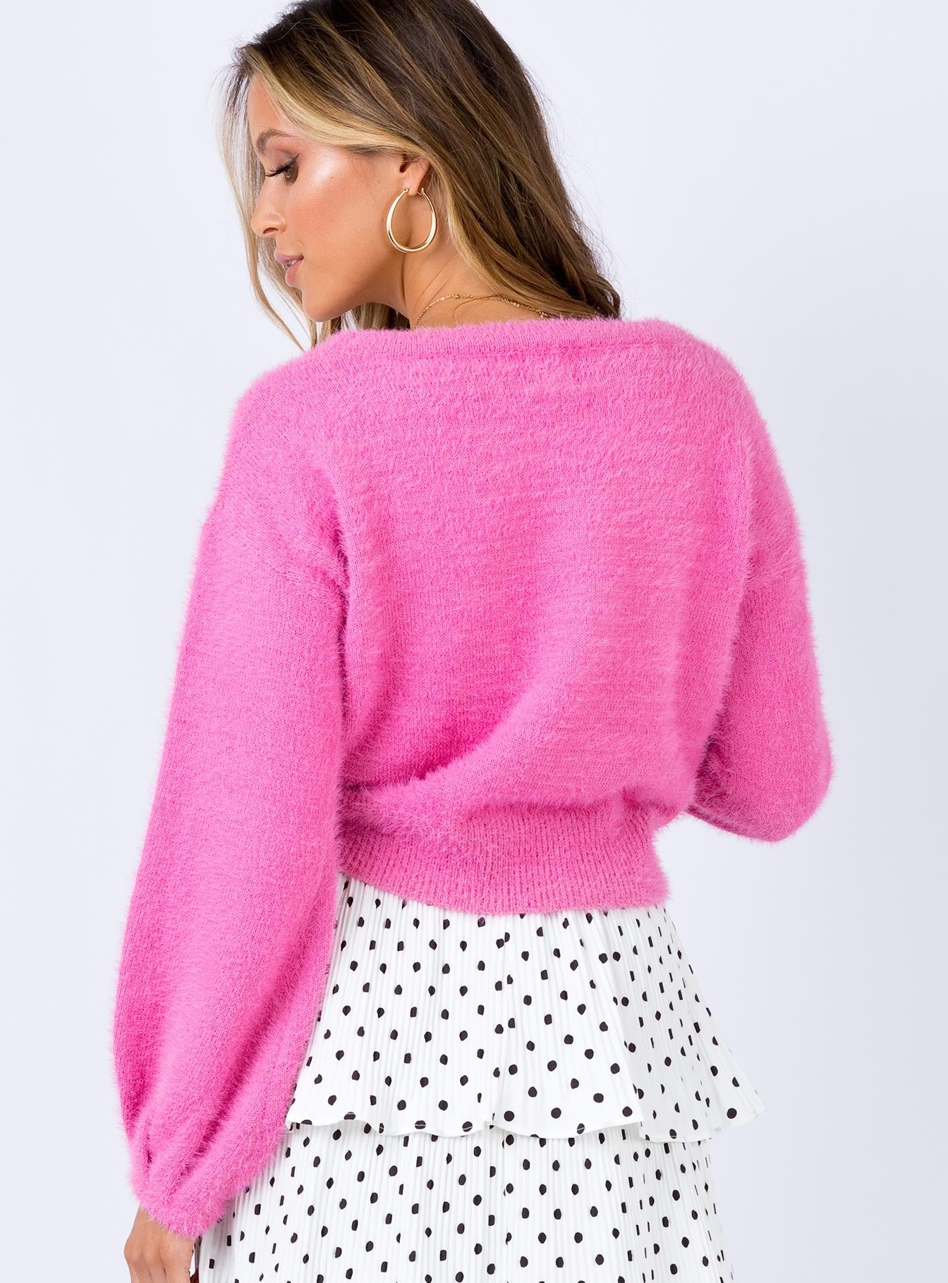 Day After Day Sweater Pink