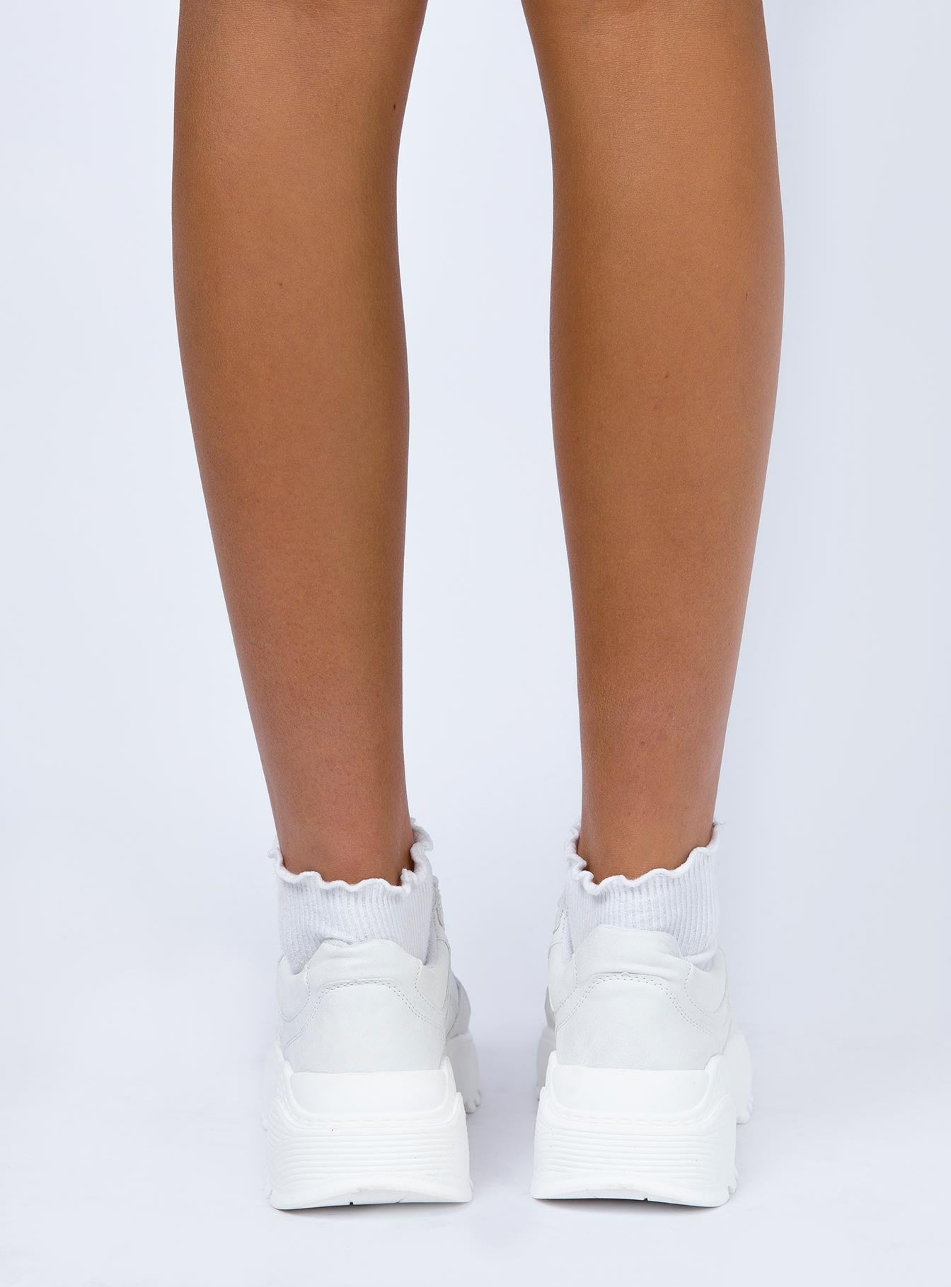Therapy Busta Sneakers All White