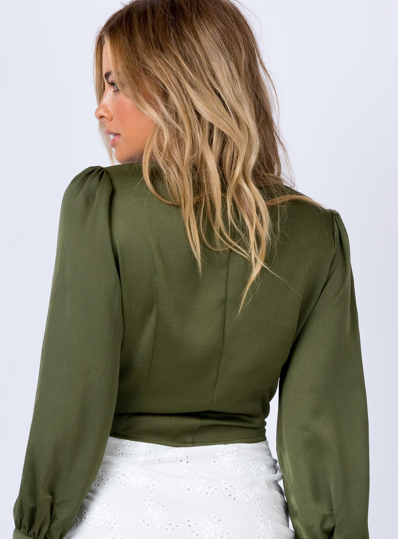 The Tyne Top Khaki