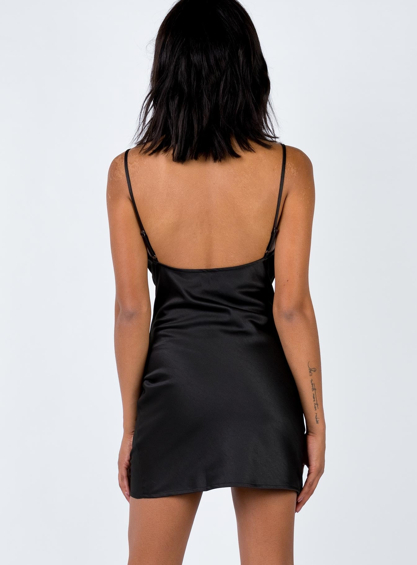 Coen Mini Dress Black