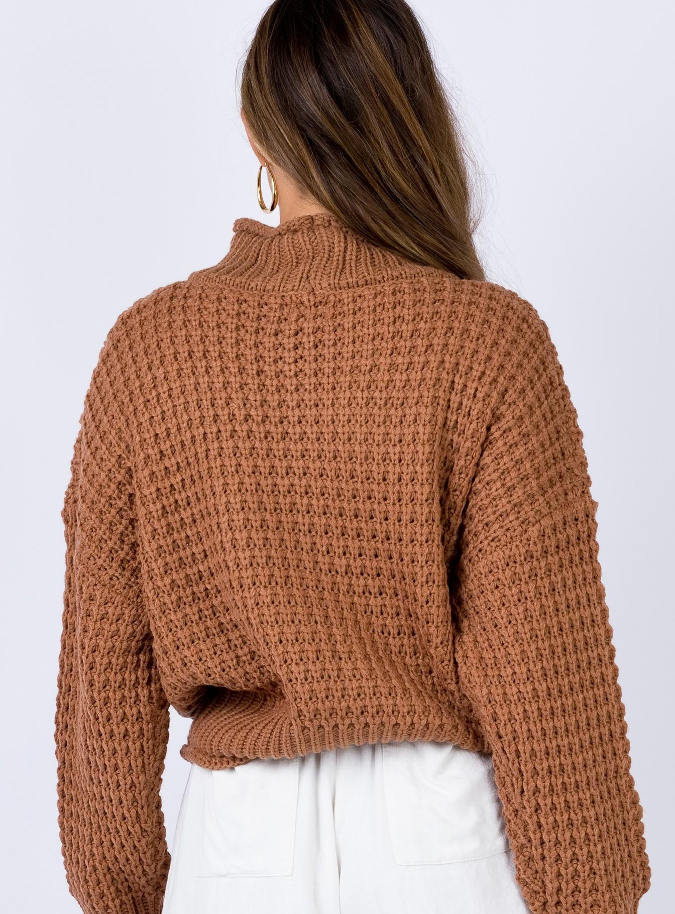 Wyla Jumper Brown