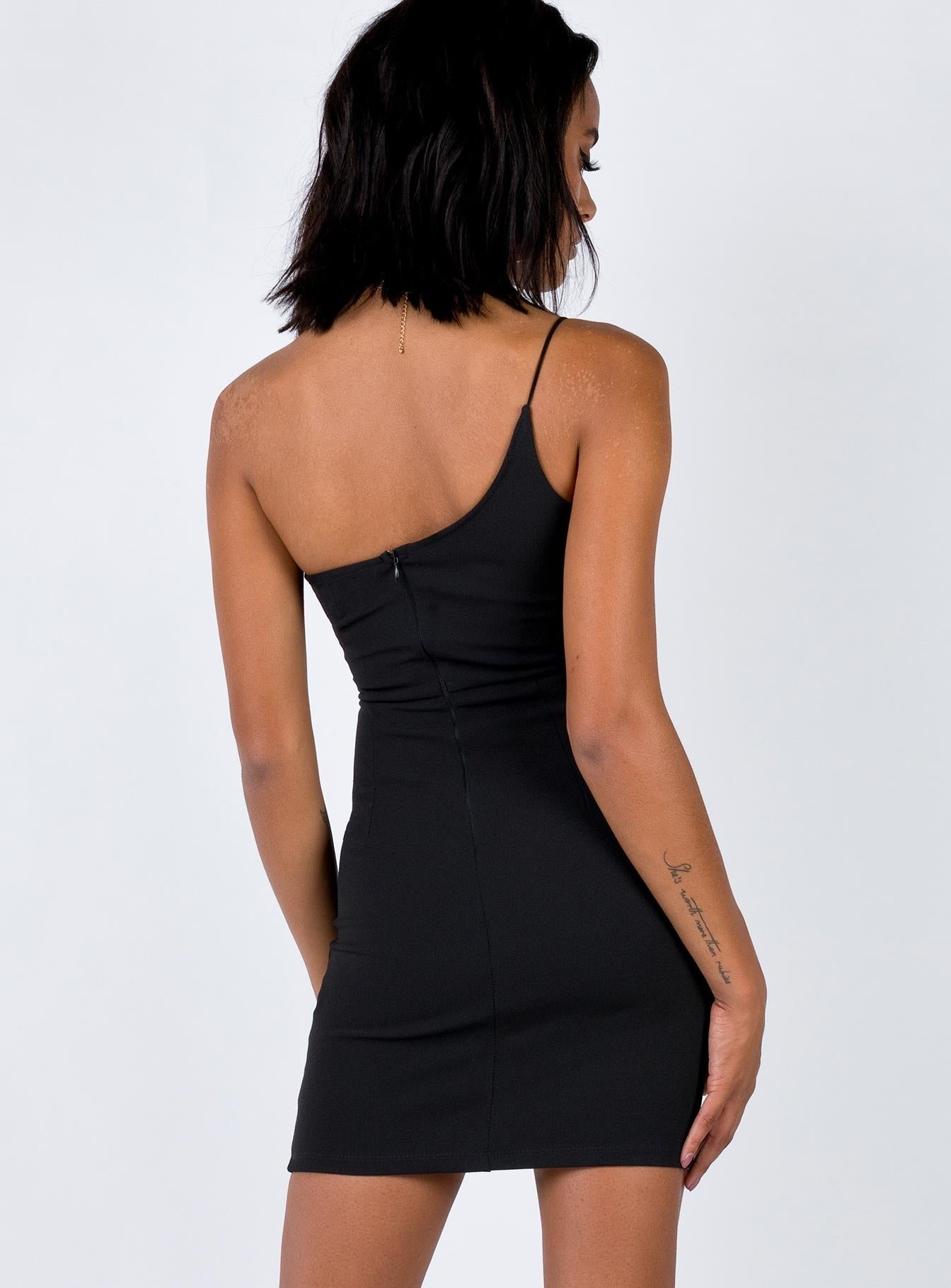 Alera Mini Dress Black
