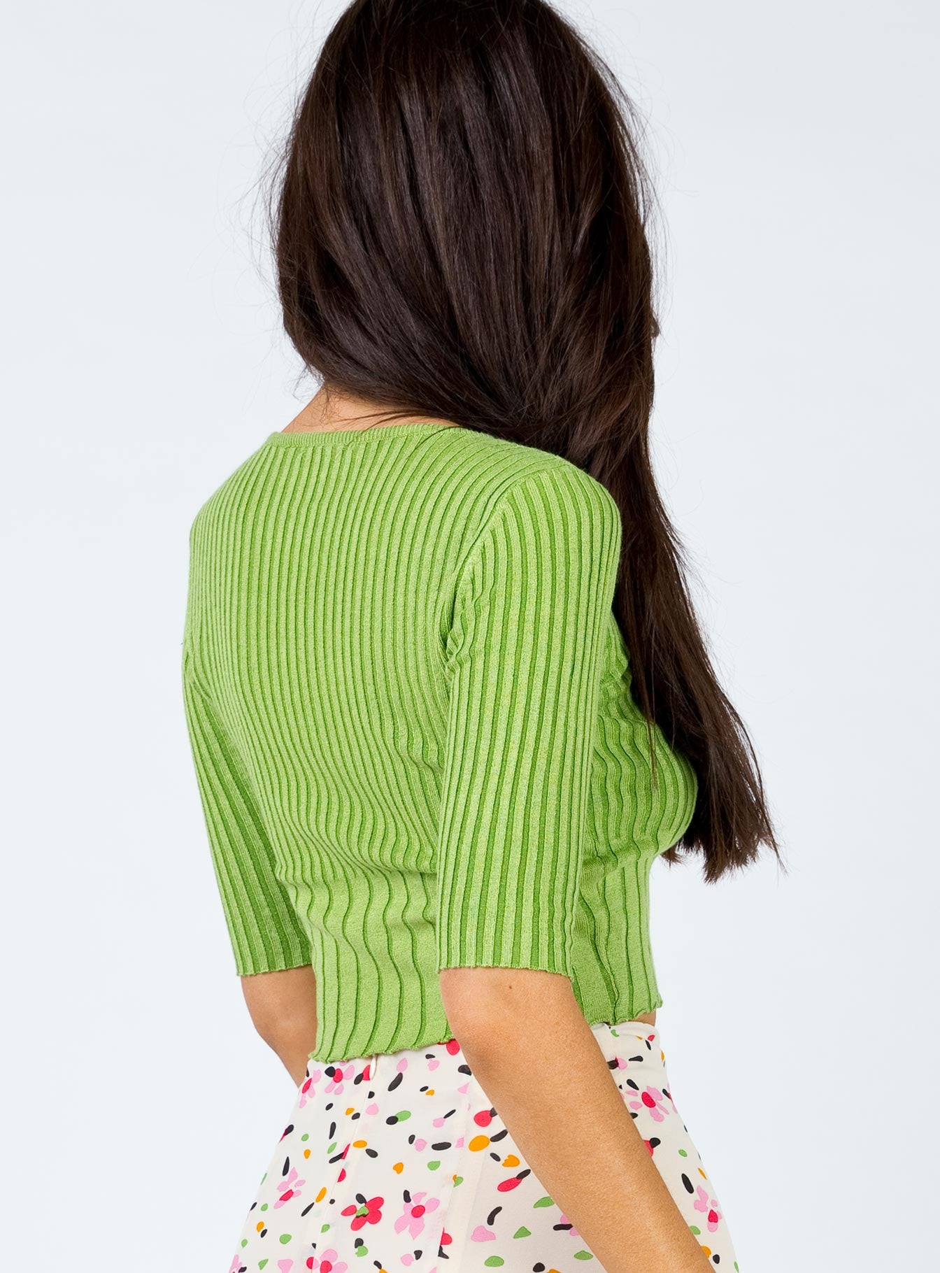 TWIIN Status Mini Knit Green