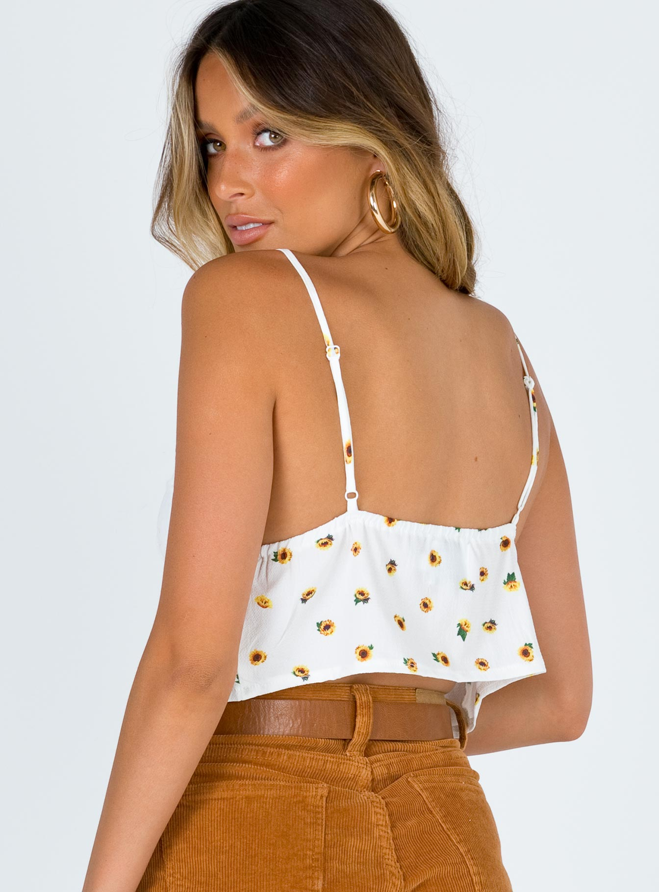 Alinda Crop Top