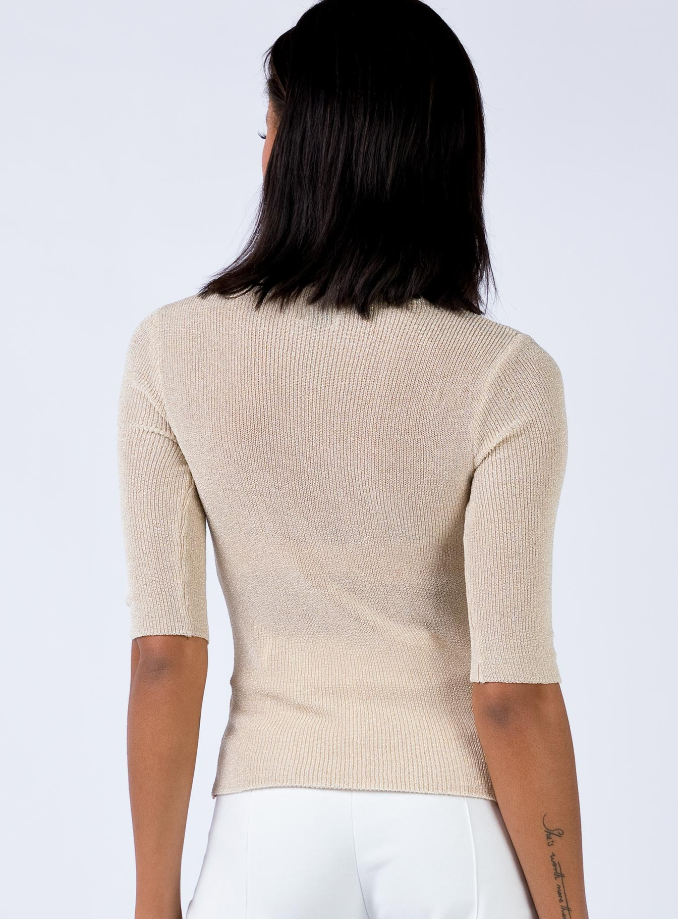 Wells Jumper Beige