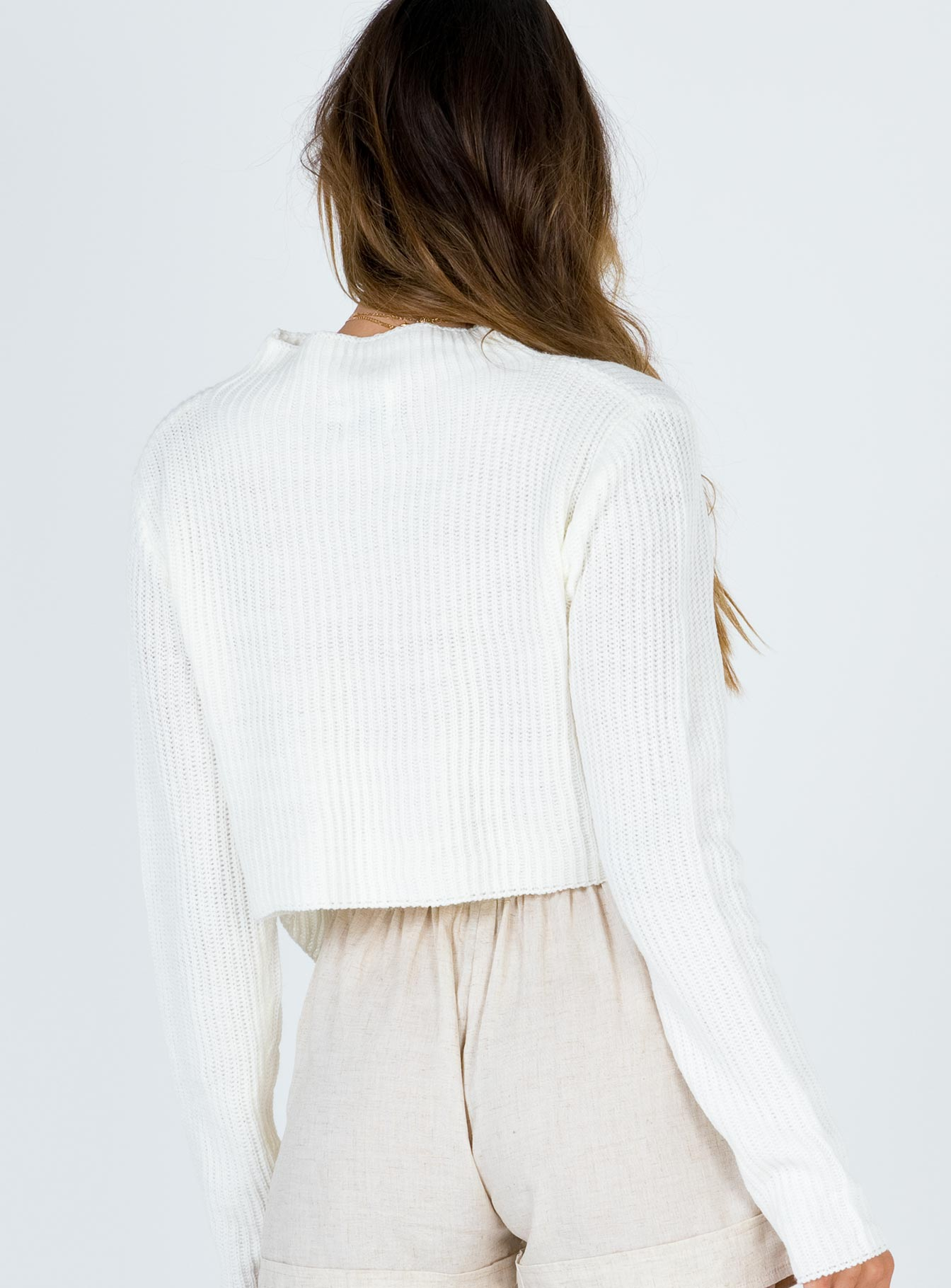 Oxnard Sweater Cream