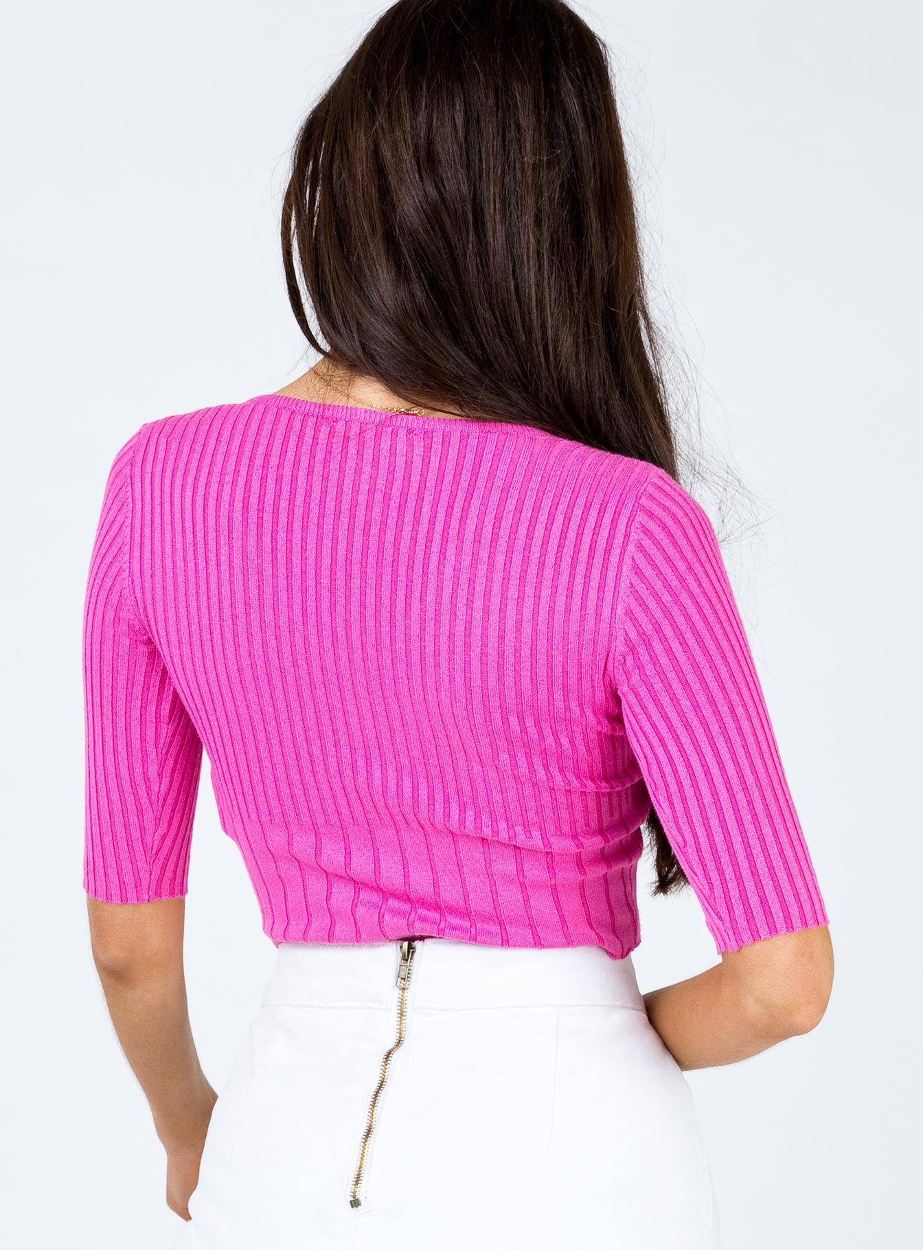 TWIIN Status Mini Knit Pink