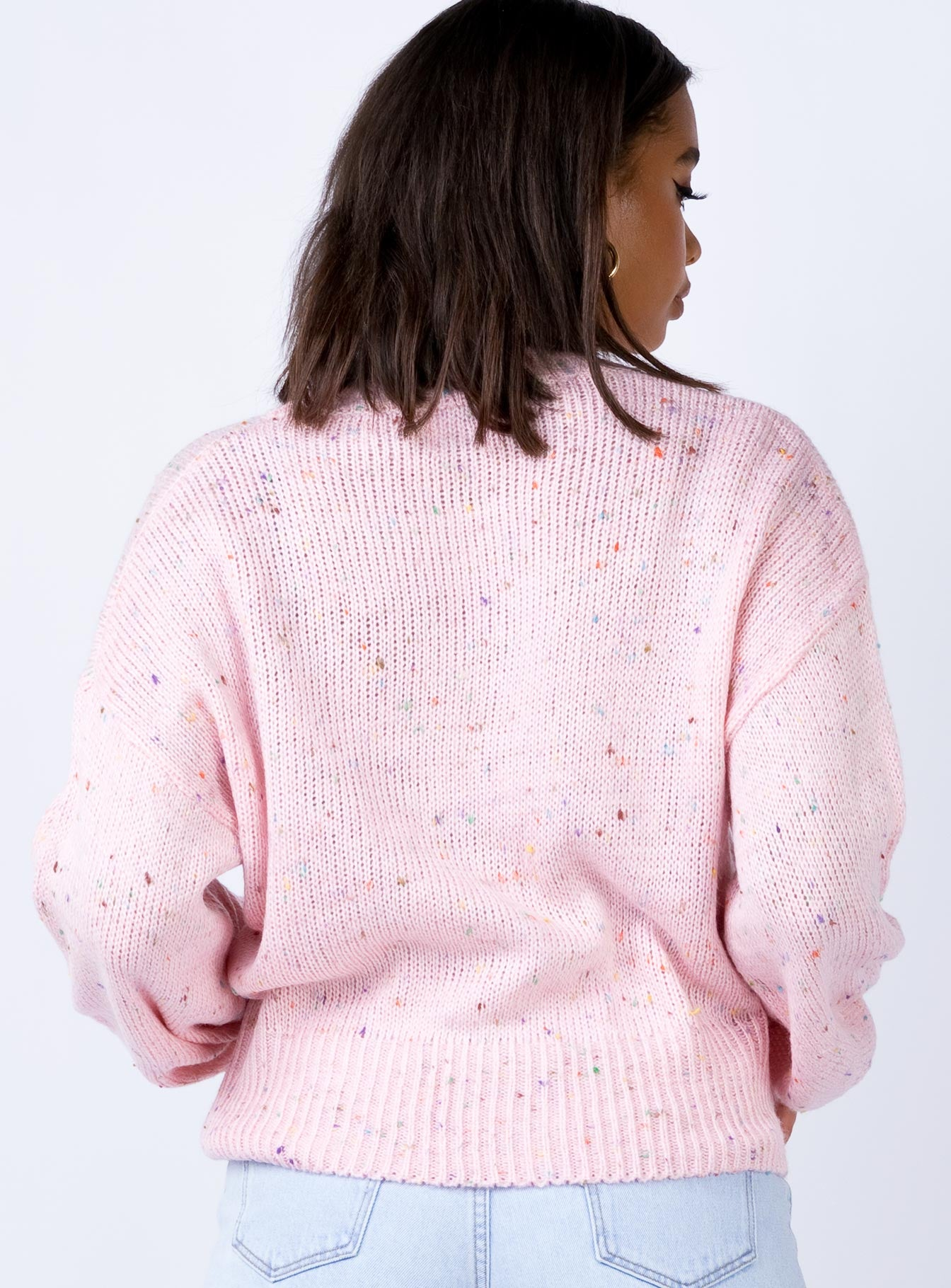 Fingal Jumper Pink