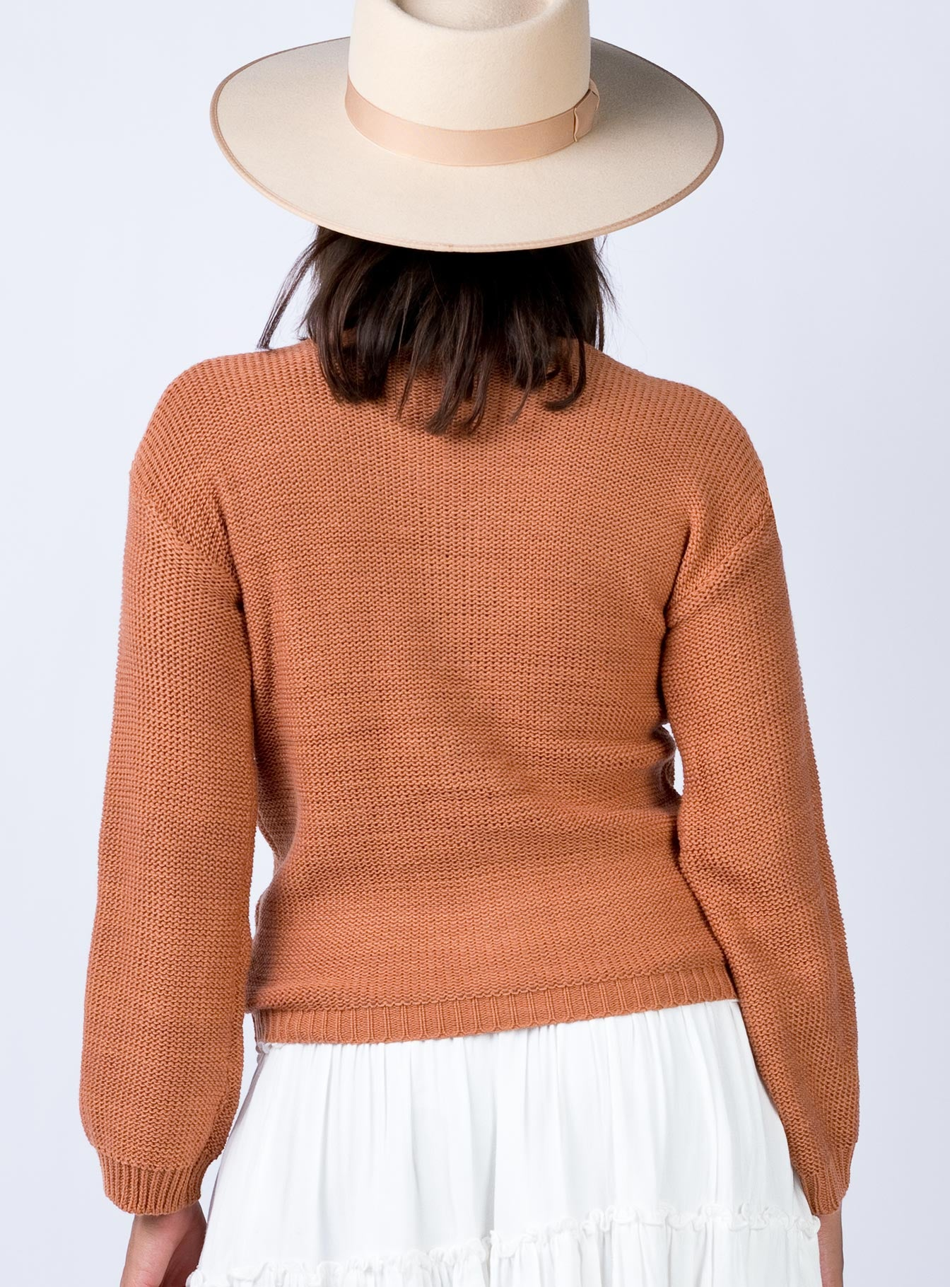 Marlay Jumper Brown