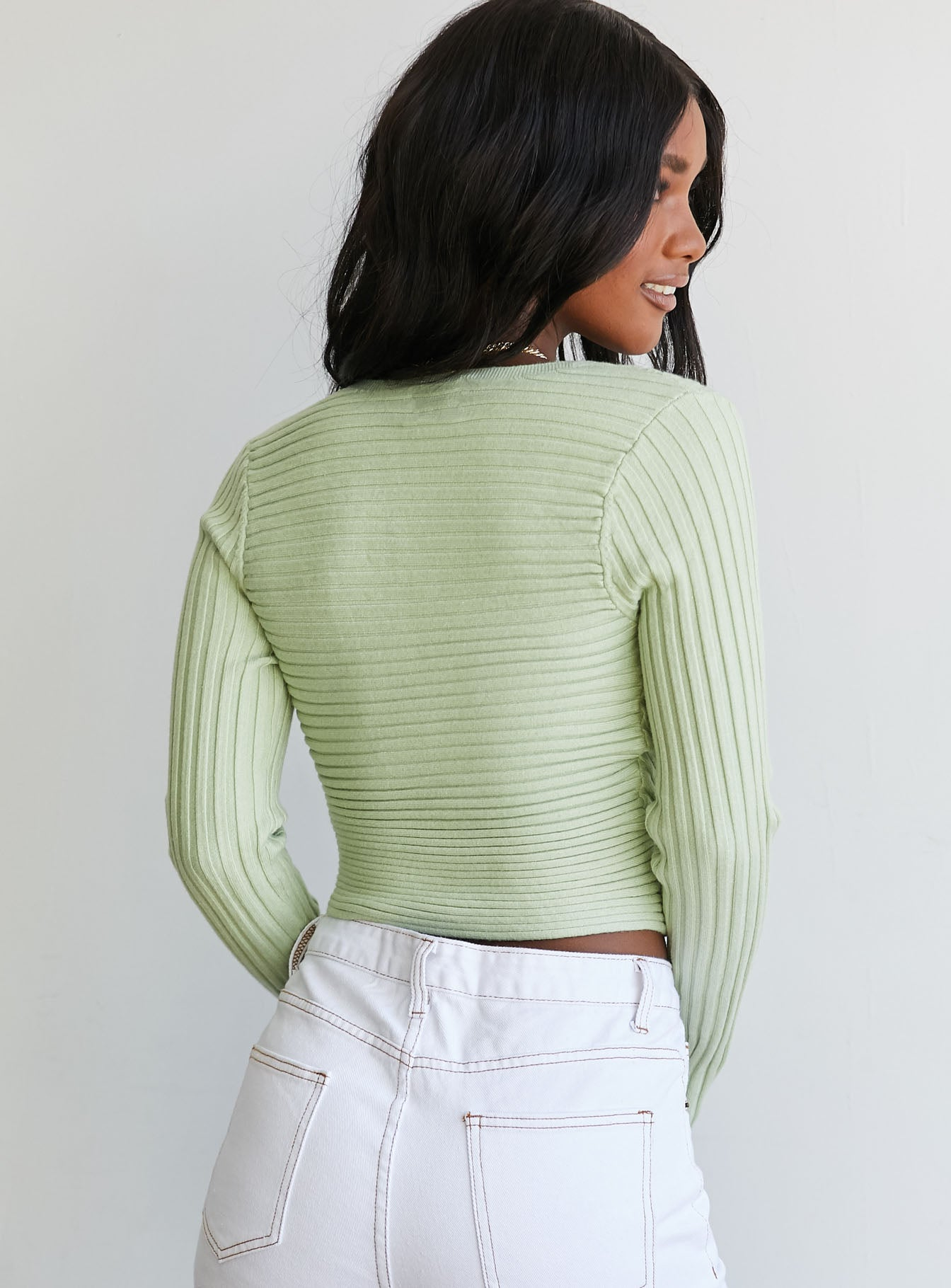 Maderia Top Green