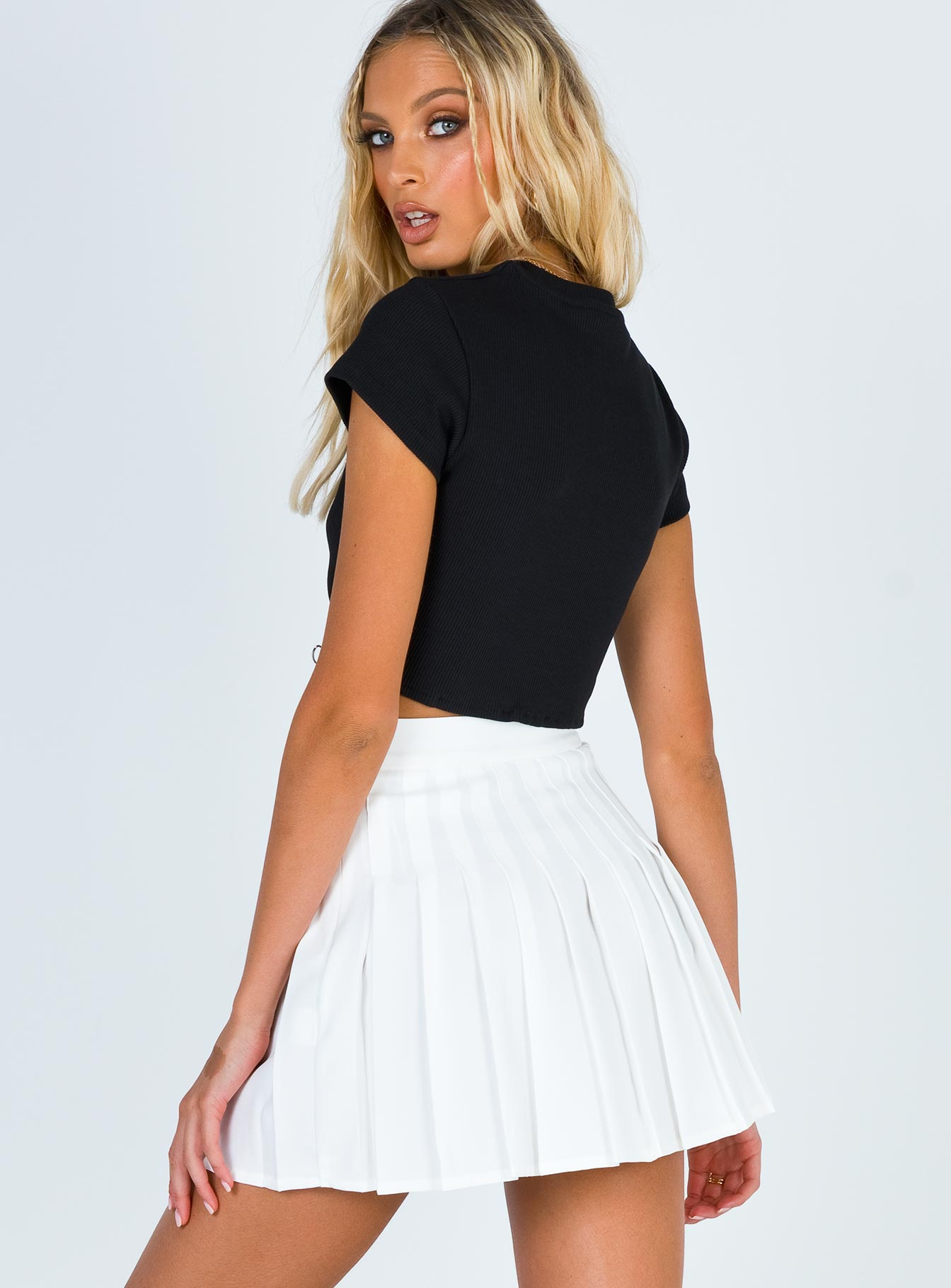 Rosella Mini Skirt