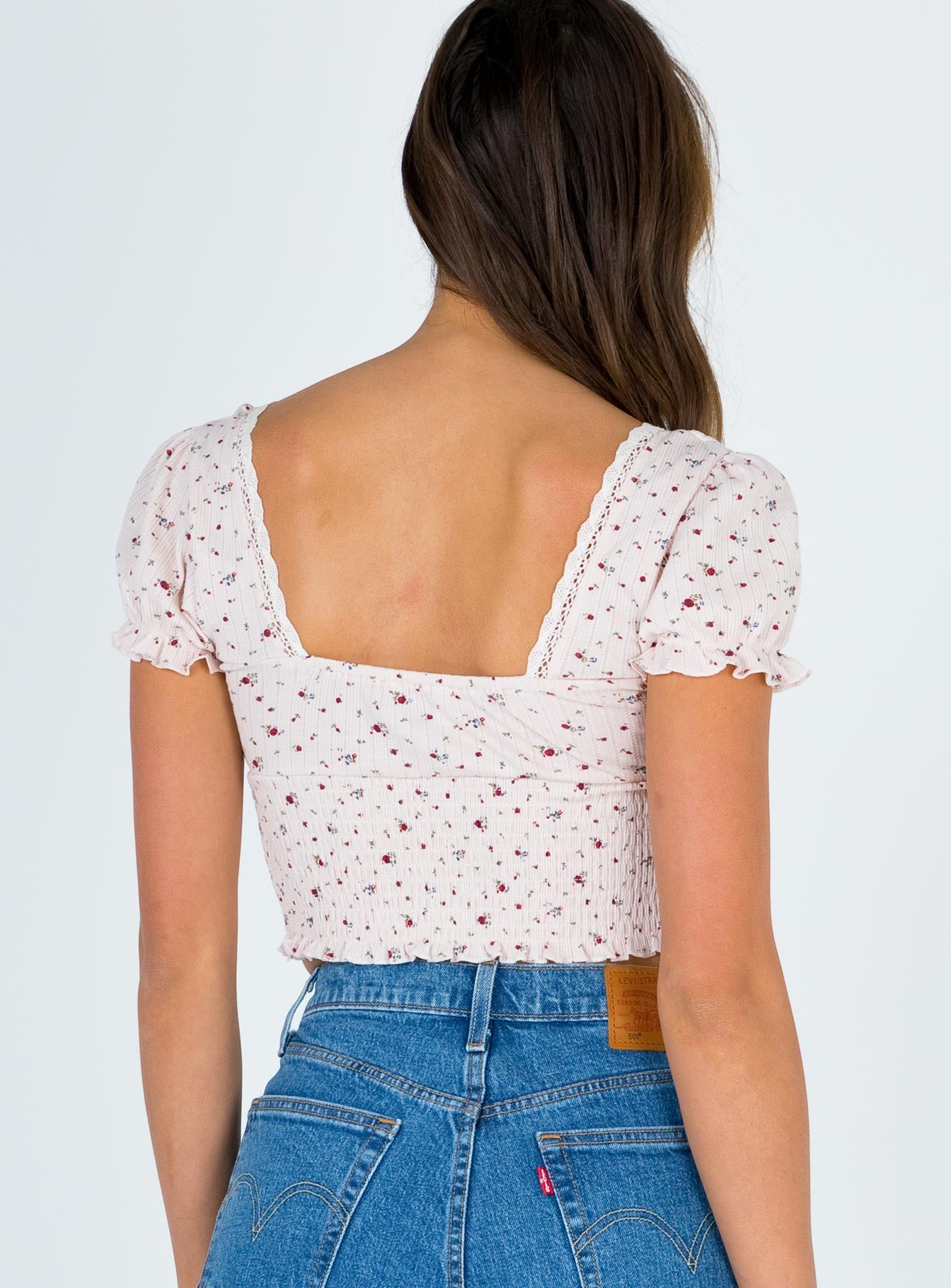 Lillie Crop Top