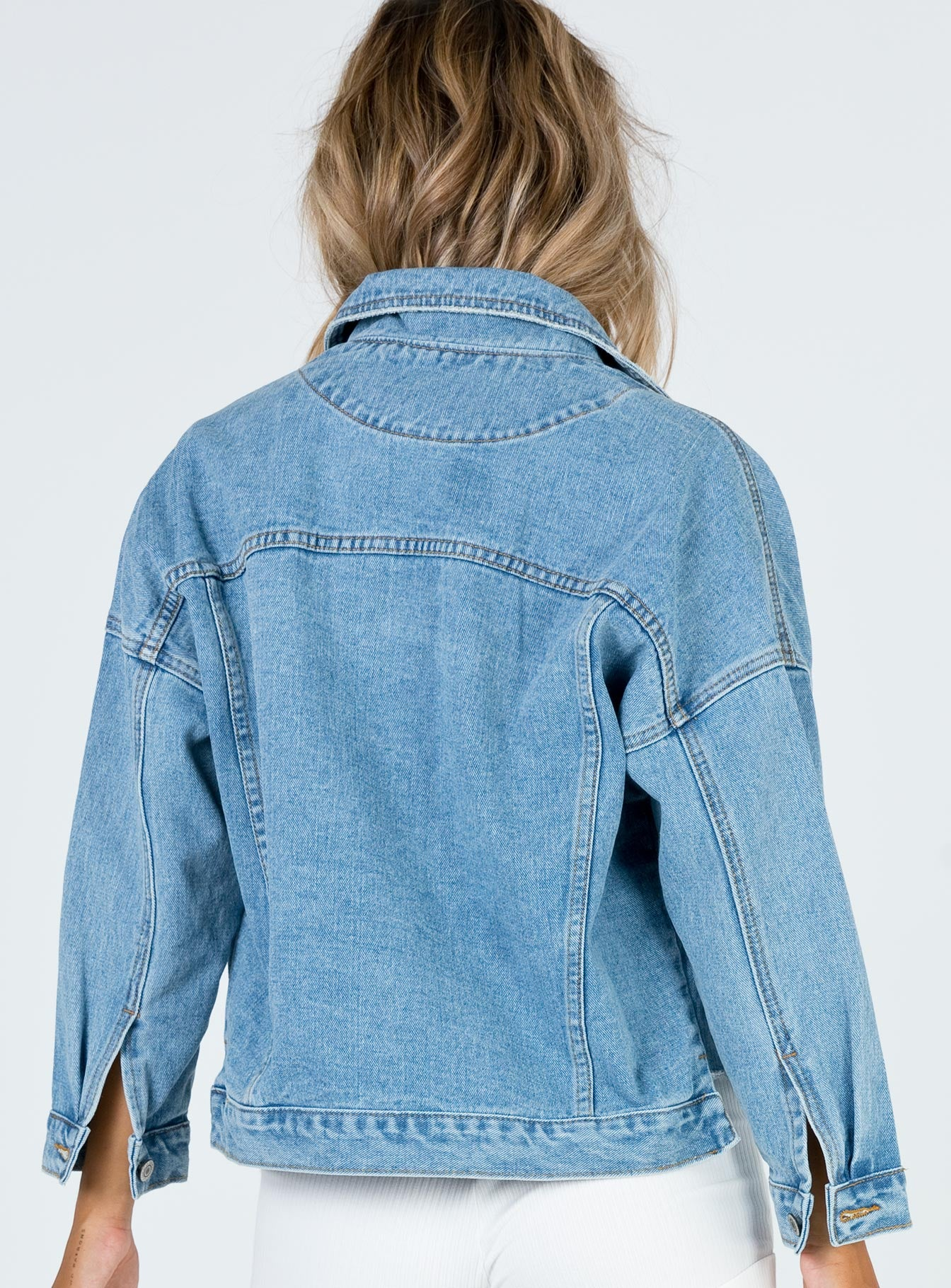 Karita Denim Jacket