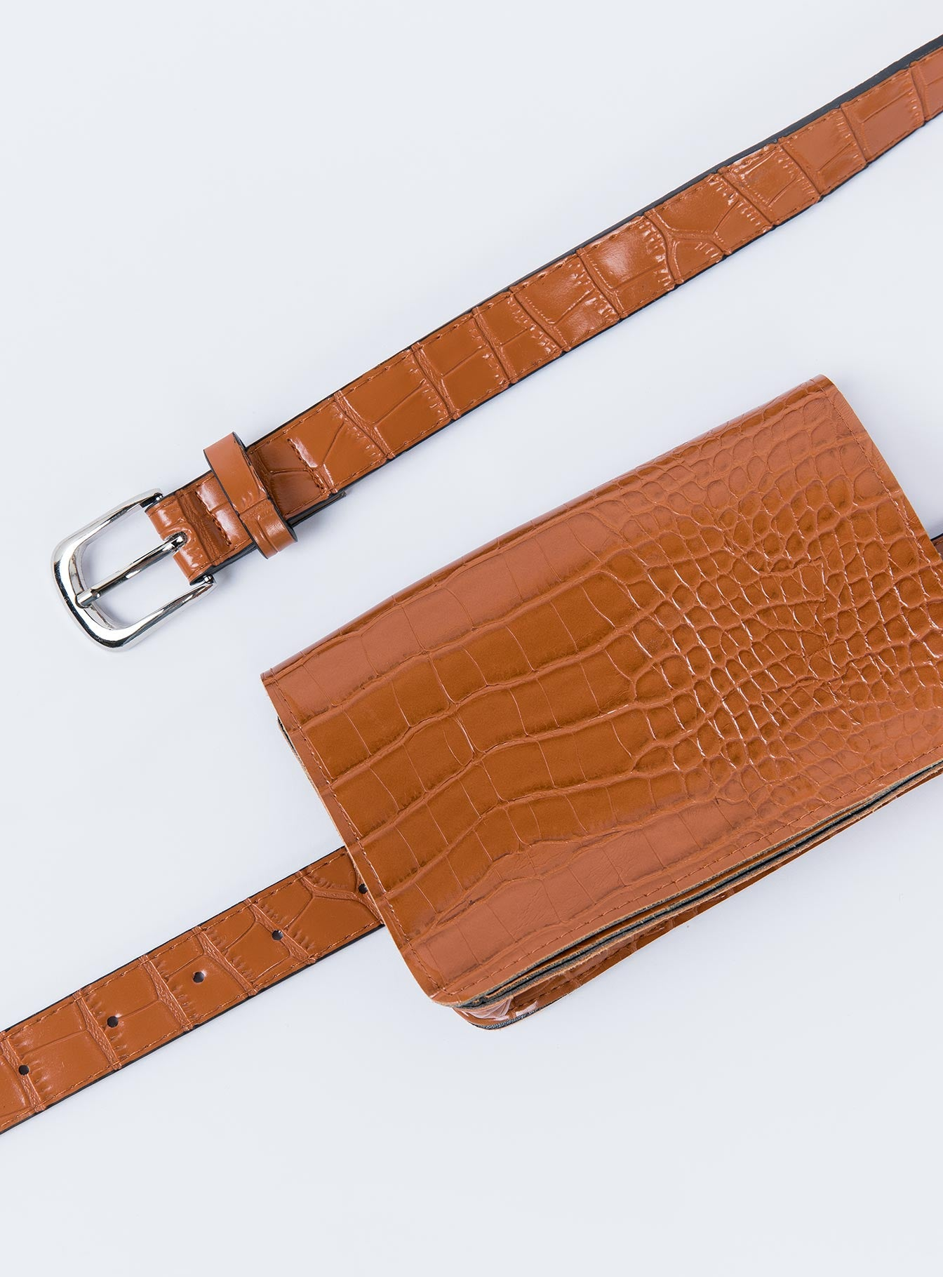 Venom Belt Bag Tan