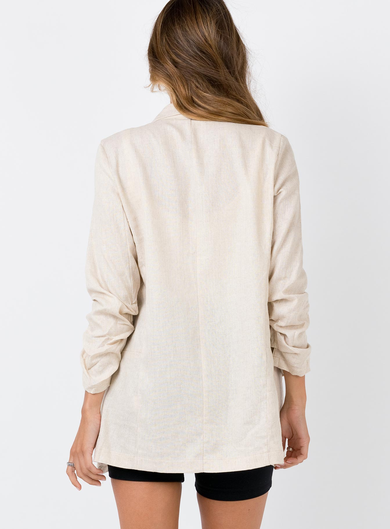 The Freja Blazer Beige