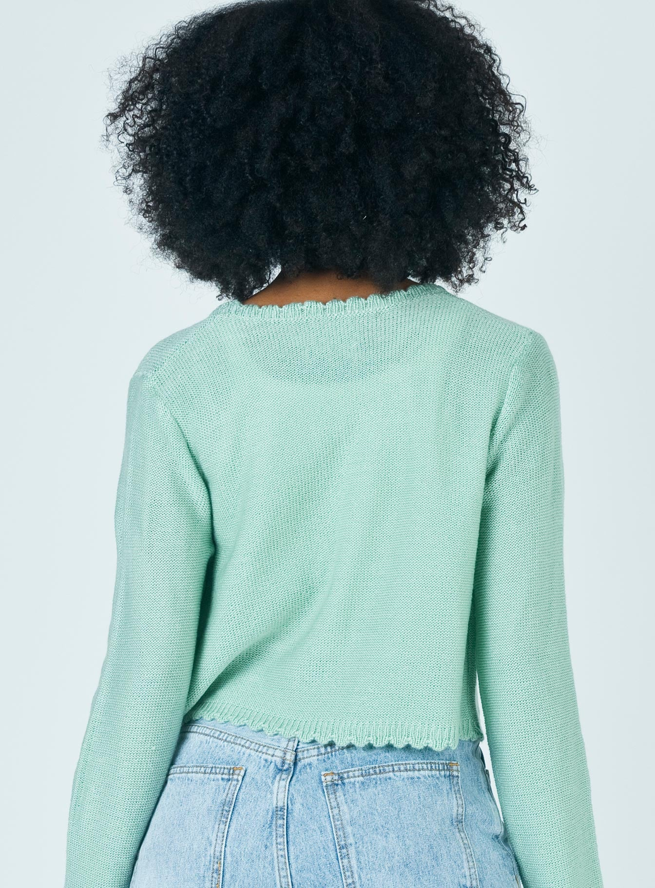Tania Sweater Green