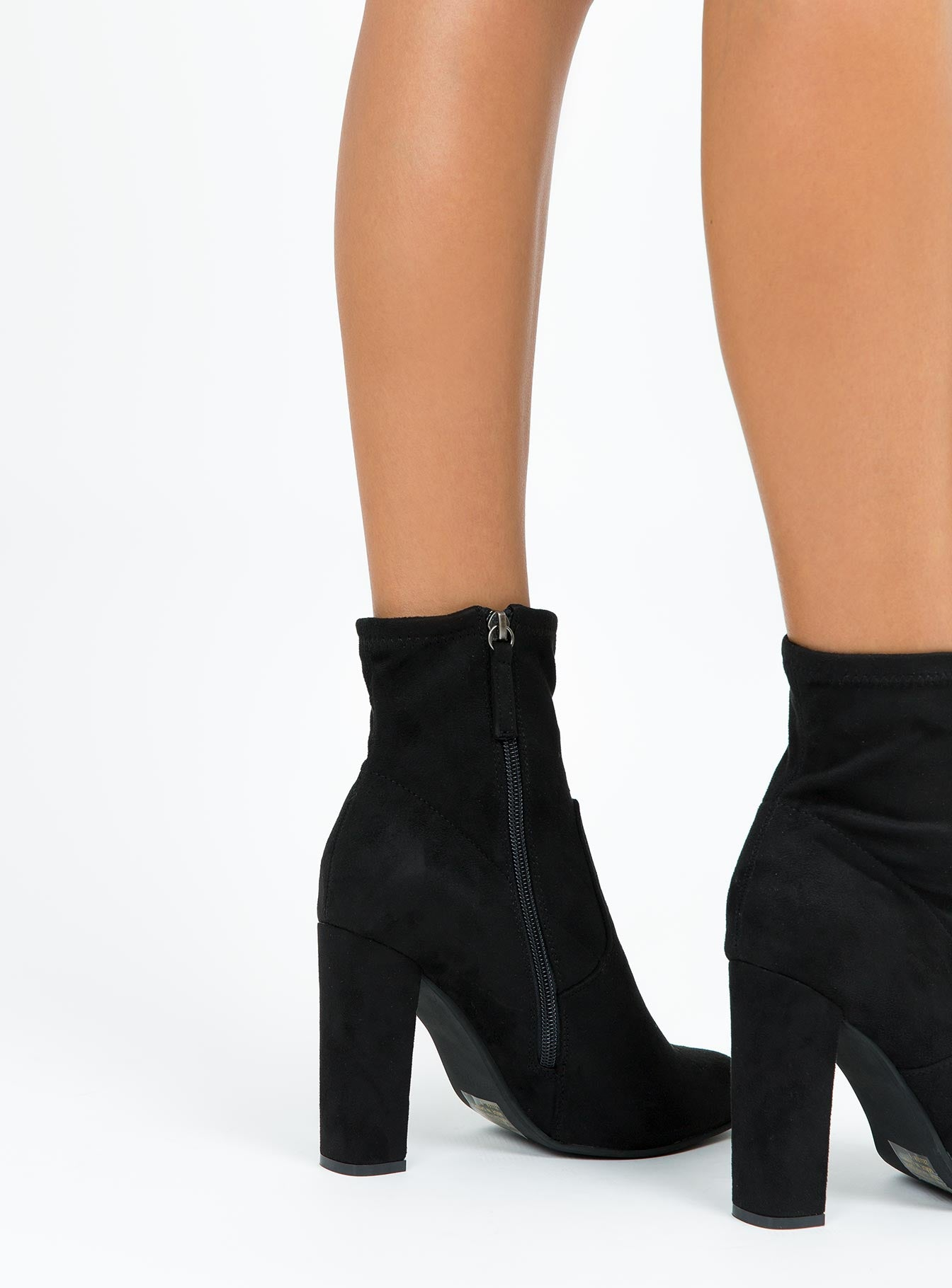 Therapy Black Zeller Boots