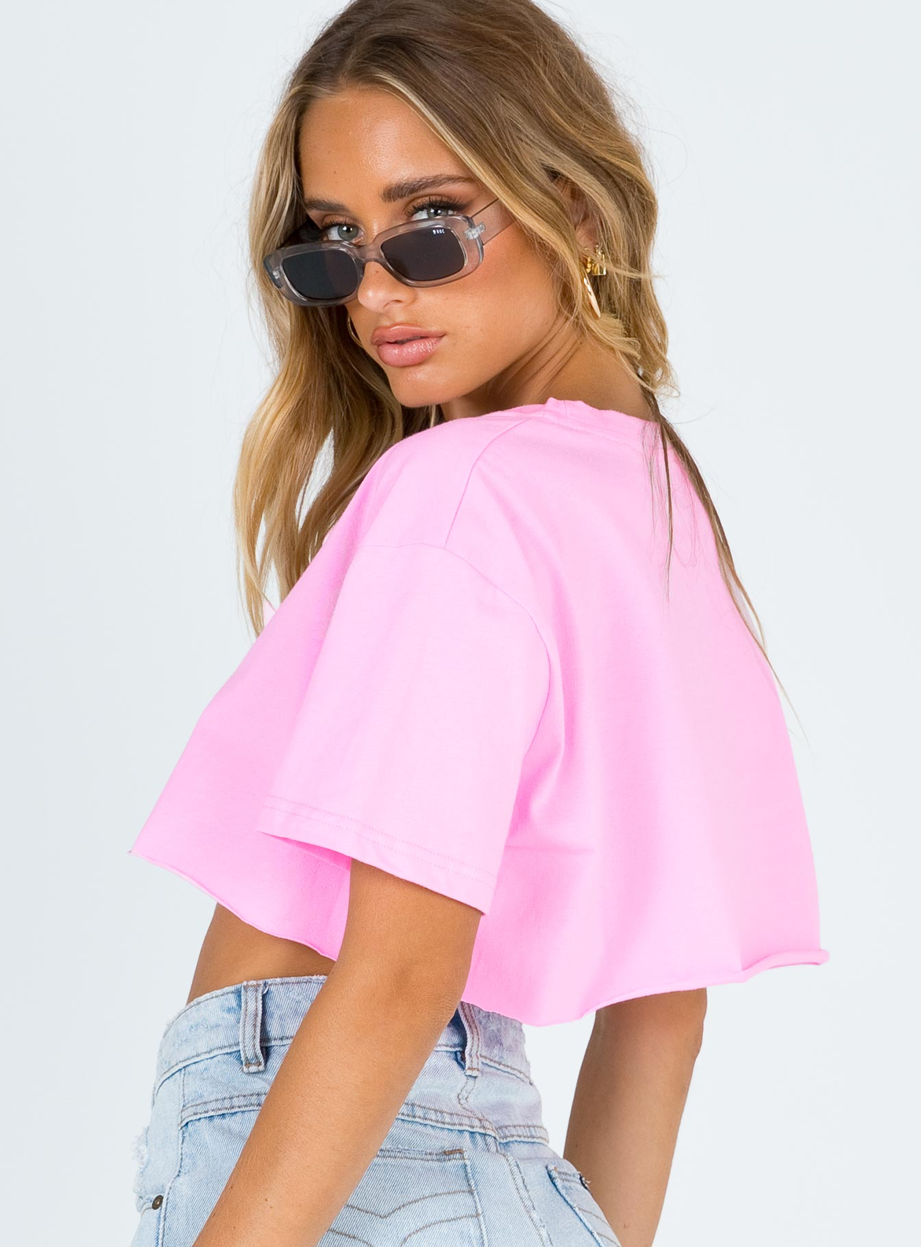 Christabel Tee Pink