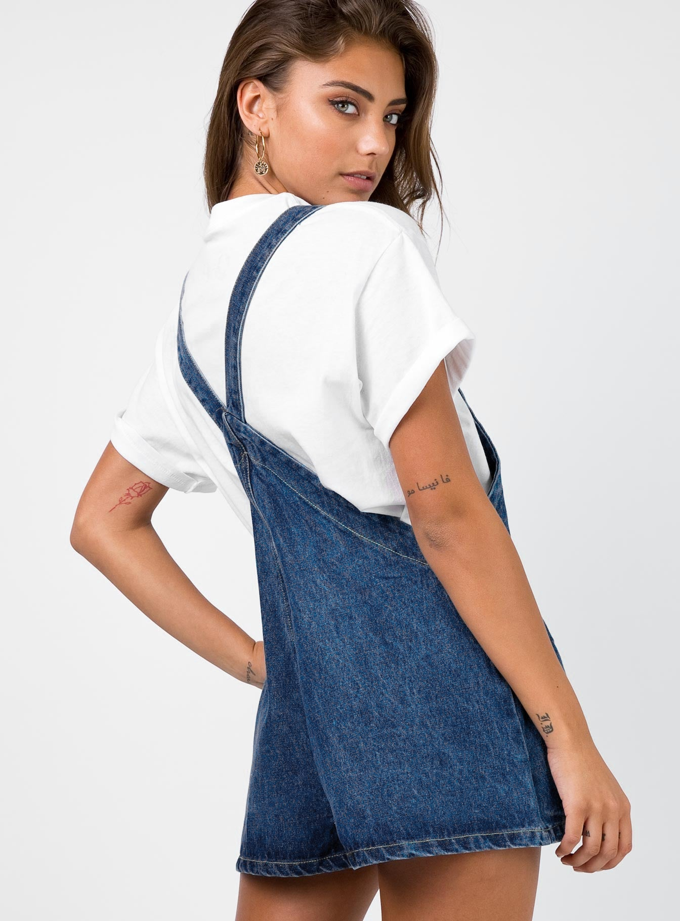 Outlaw Denim Overalls