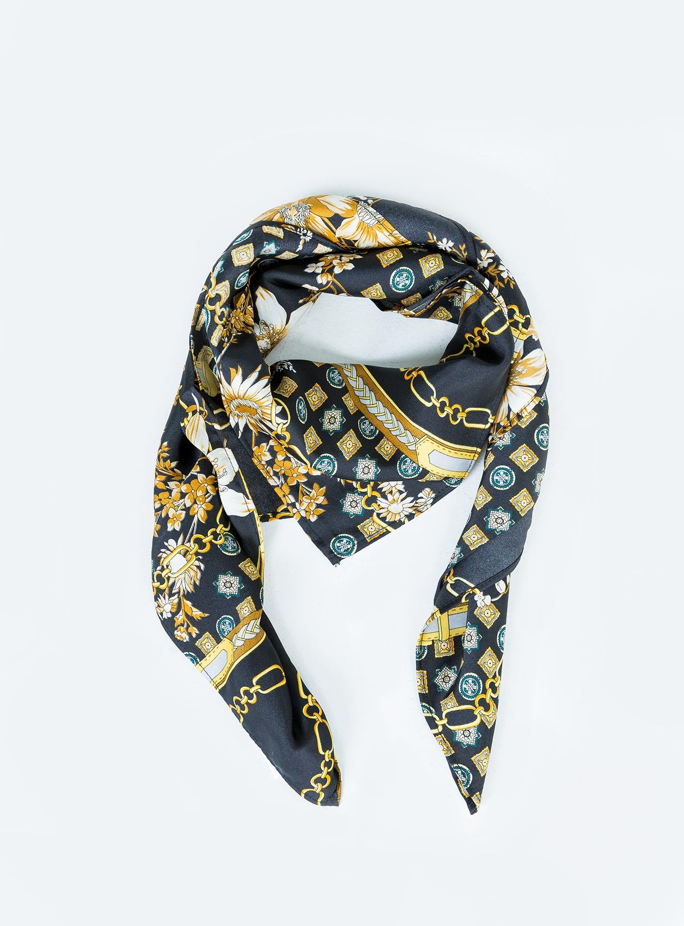 The Lucci Hair Scarf